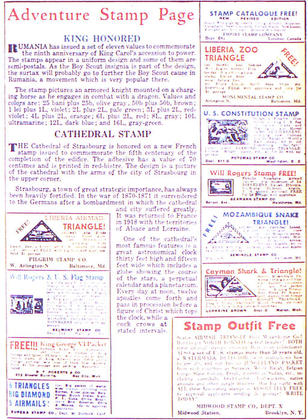Read online Adventure Comics (1938) comic -  Issue #44 - 27