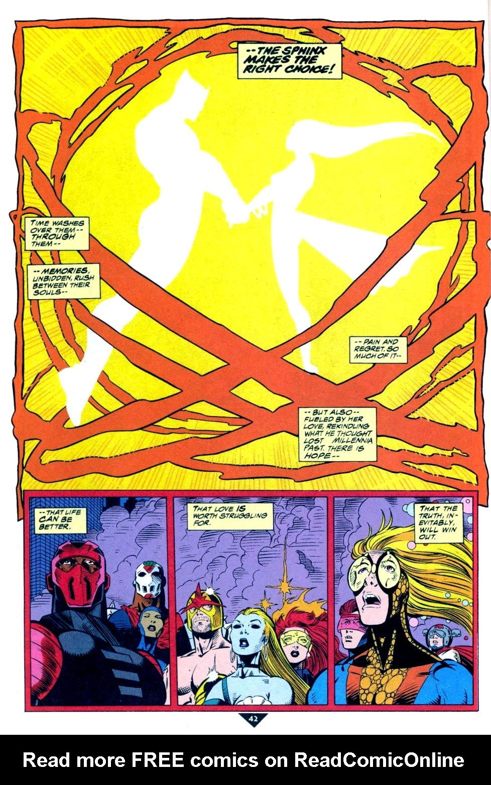 The New Warriors Issue #50 #54 - English 35