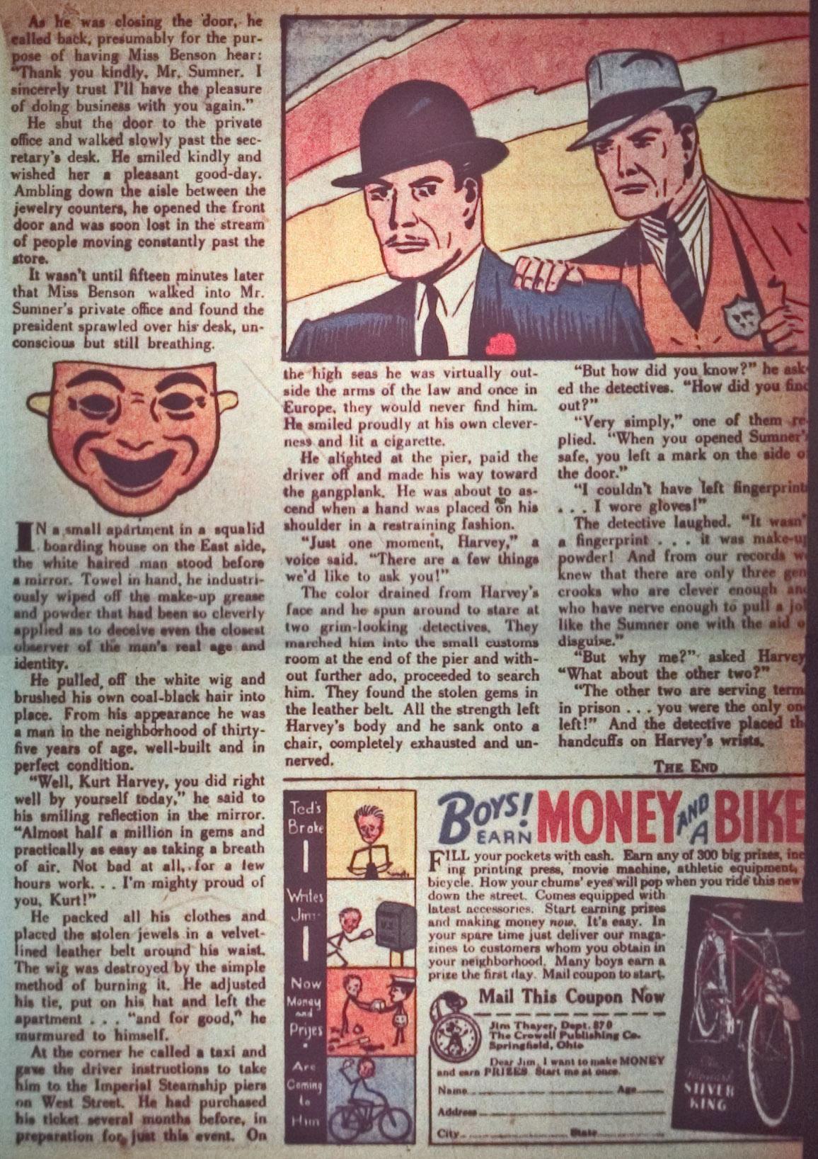 Read online Detective Comics (1937) comic -  Issue #26 - 35
