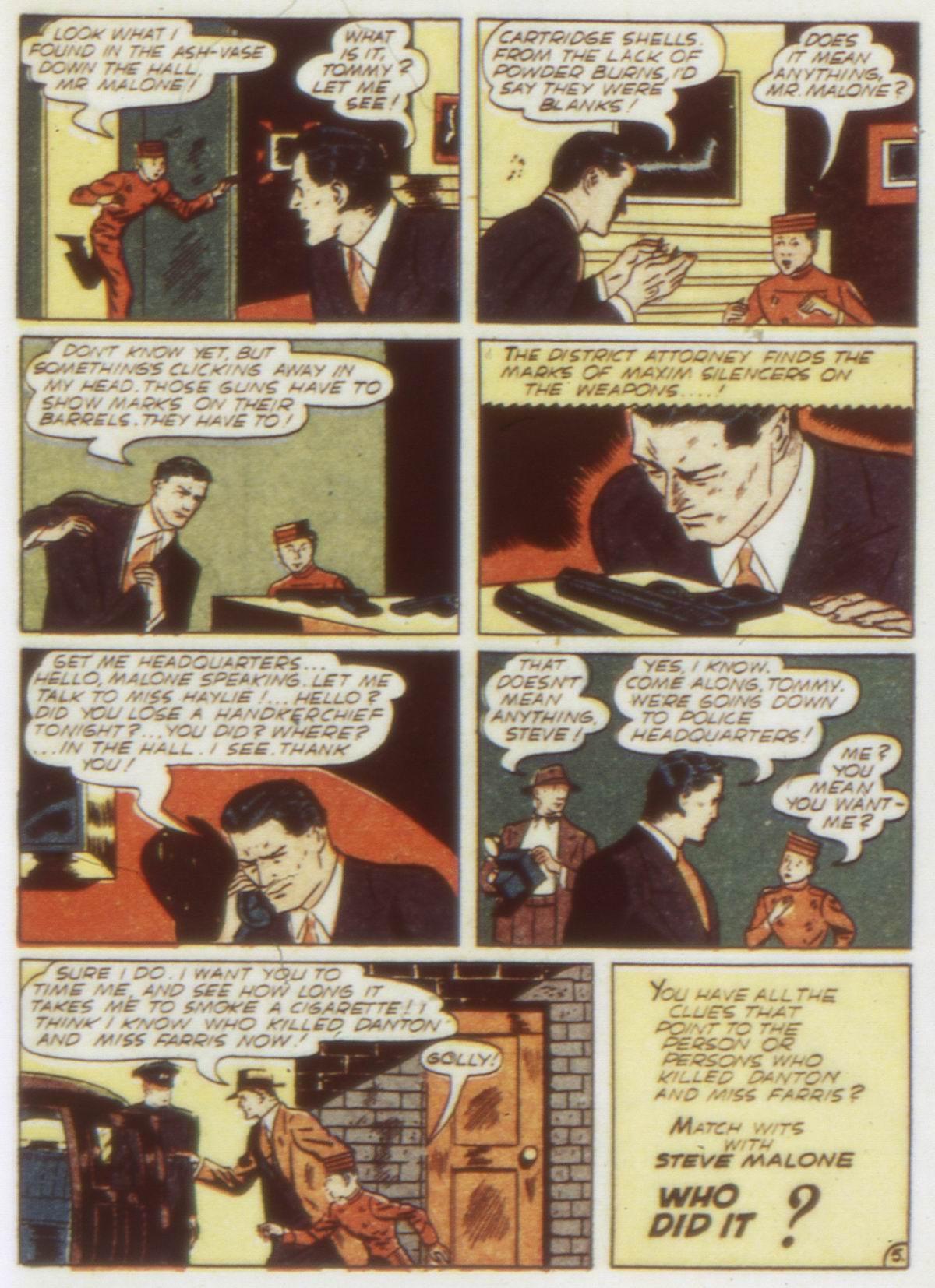 Read online Detective Comics (1937) comic -  Issue #58 - 55