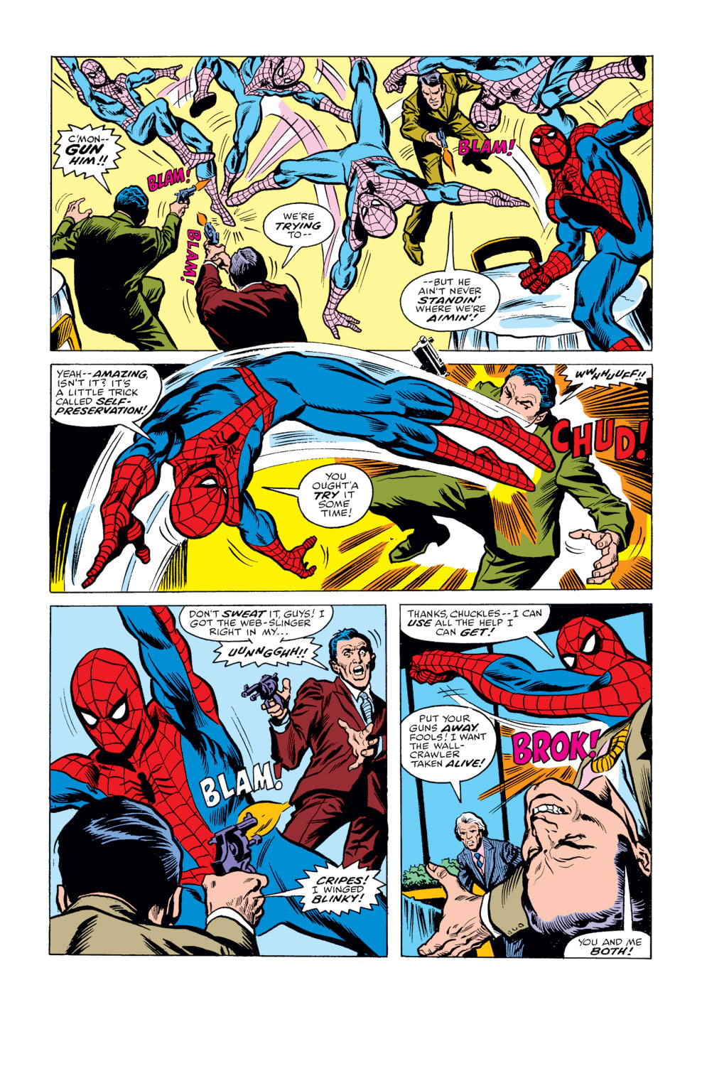 The Amazing Spider-Man (1963) 178 Page 4