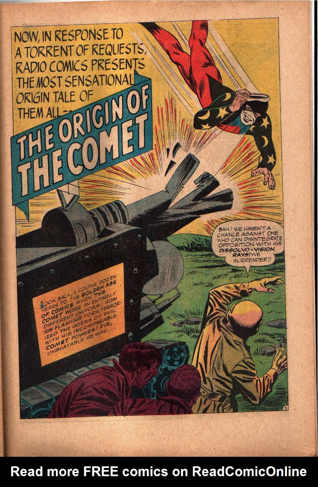 The Mighty Crusaders (1965) Issue #2 #2 - English 23
