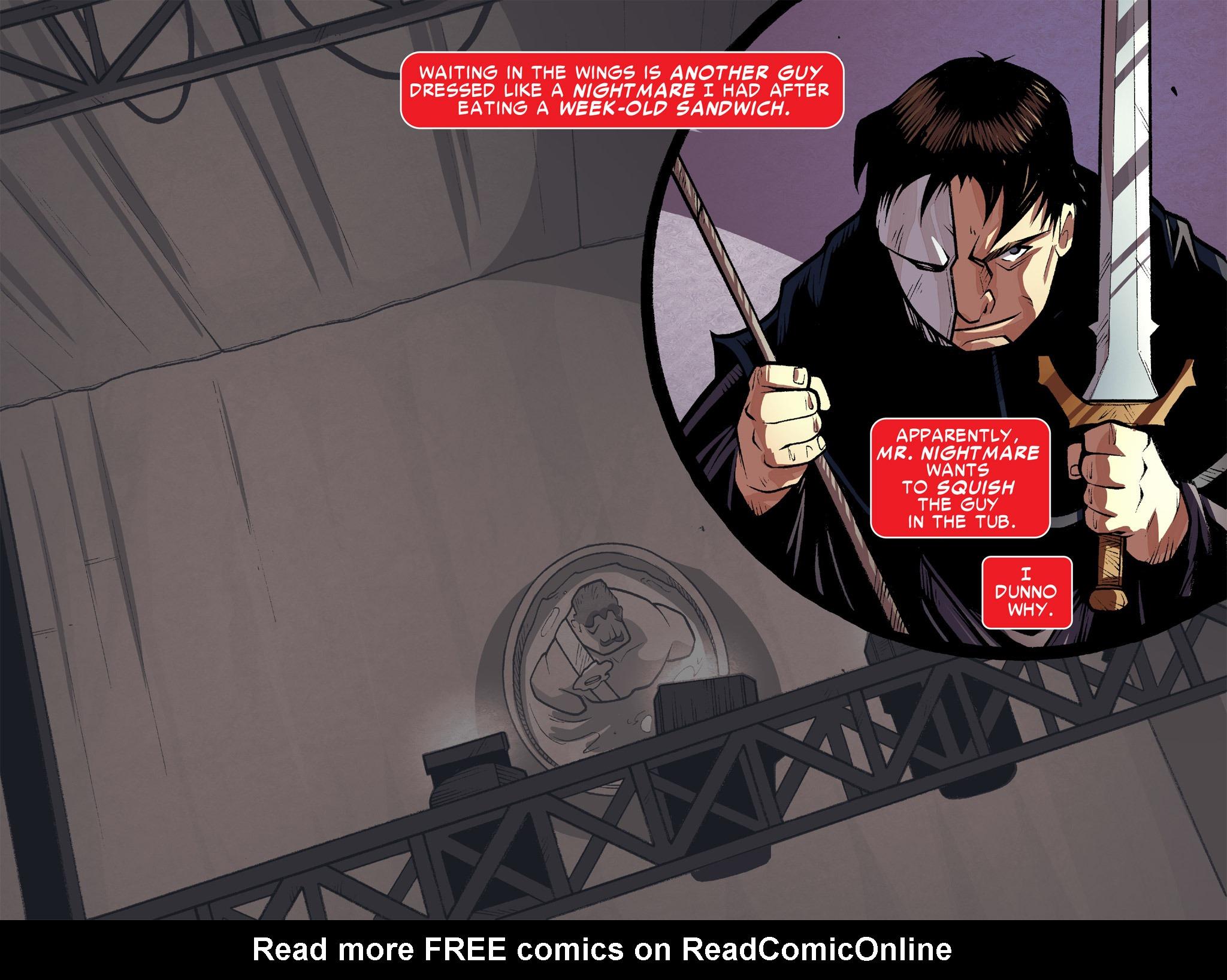 Read online Ultimate Spider-Man (Infinite Comics) (2016) comic -  Issue #9 - 6
