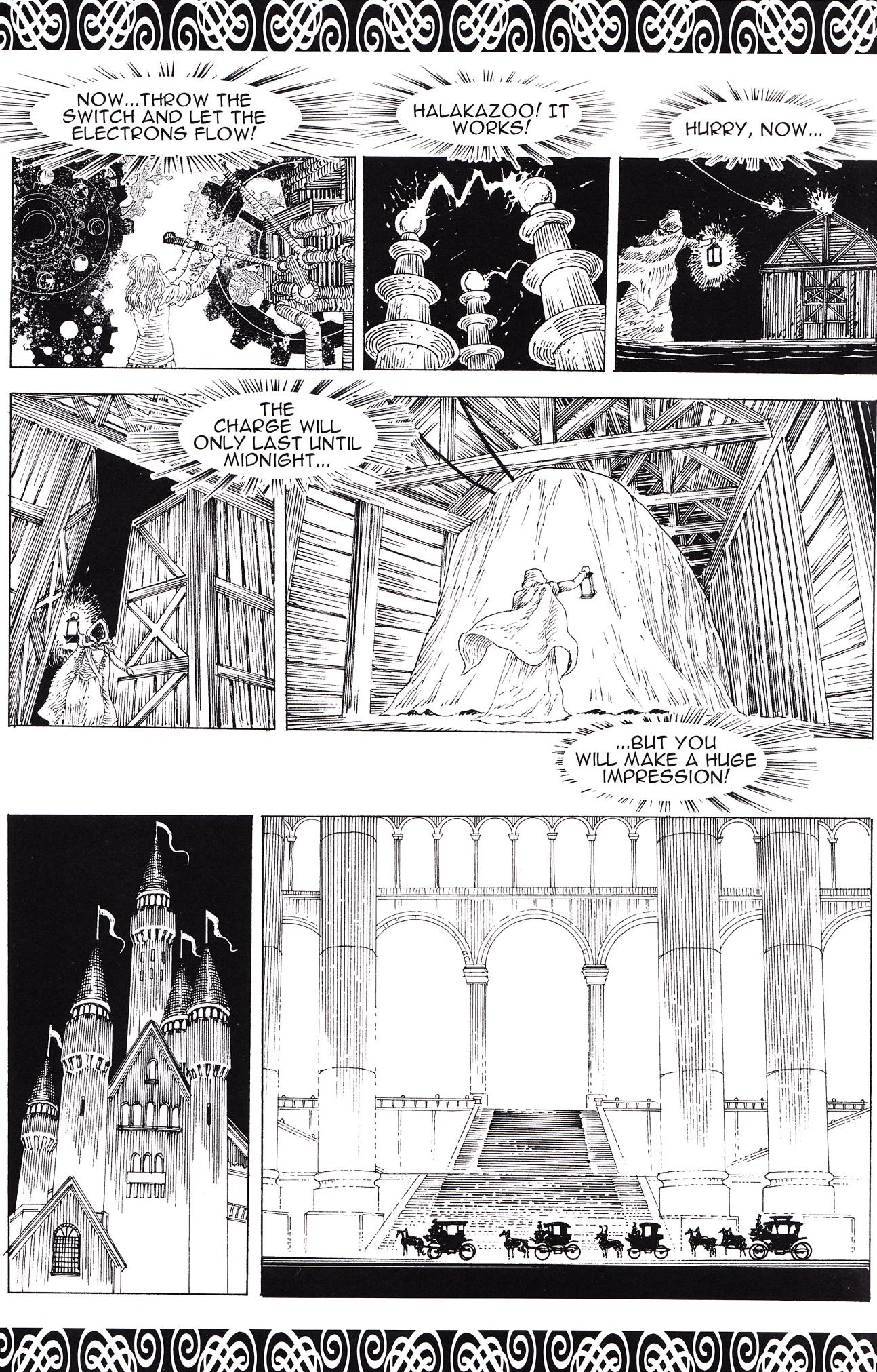 Read online Steampunk Fairy Tales comic -  Issue # Full - 25