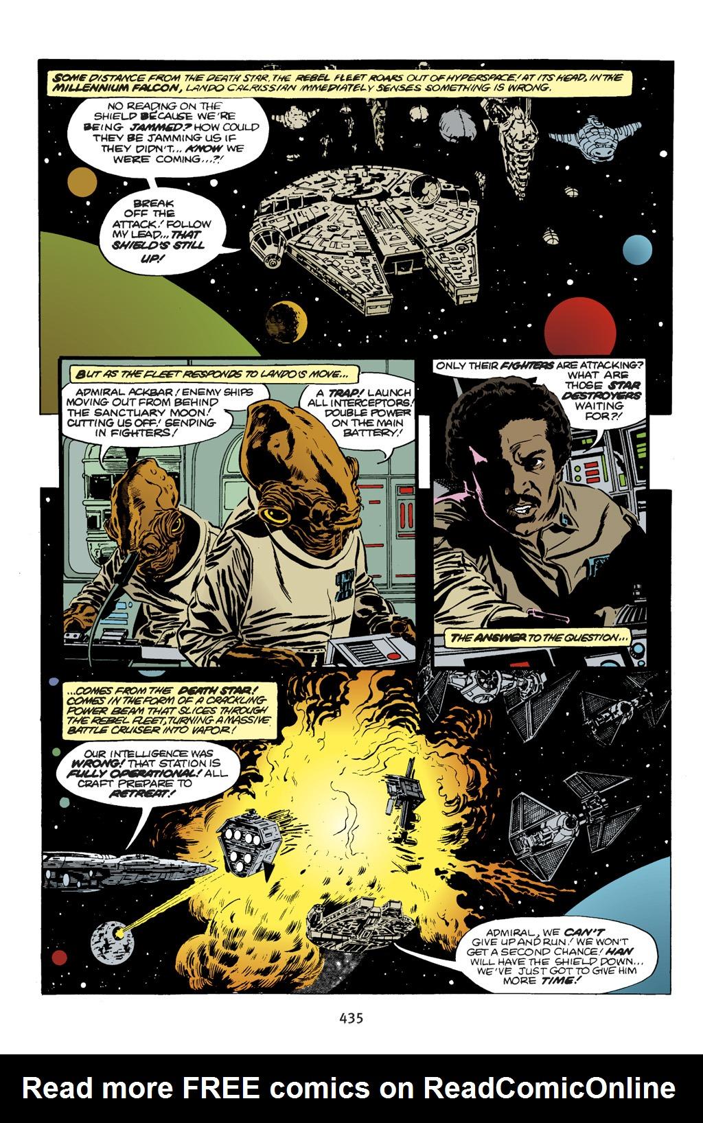 Read online Star Wars Omnibus comic -  Issue # Vol. 18.5 - 152