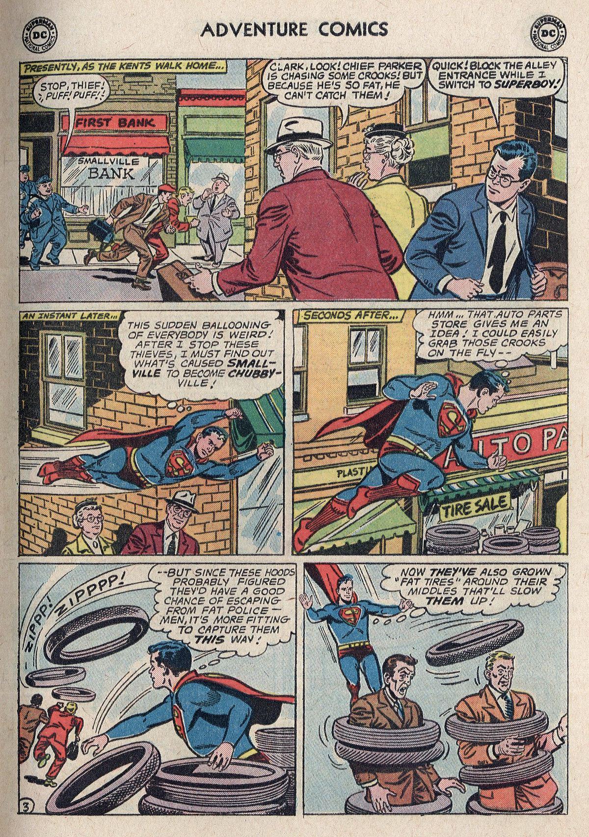Read online Adventure Comics (1938) comic -  Issue #298 - 5