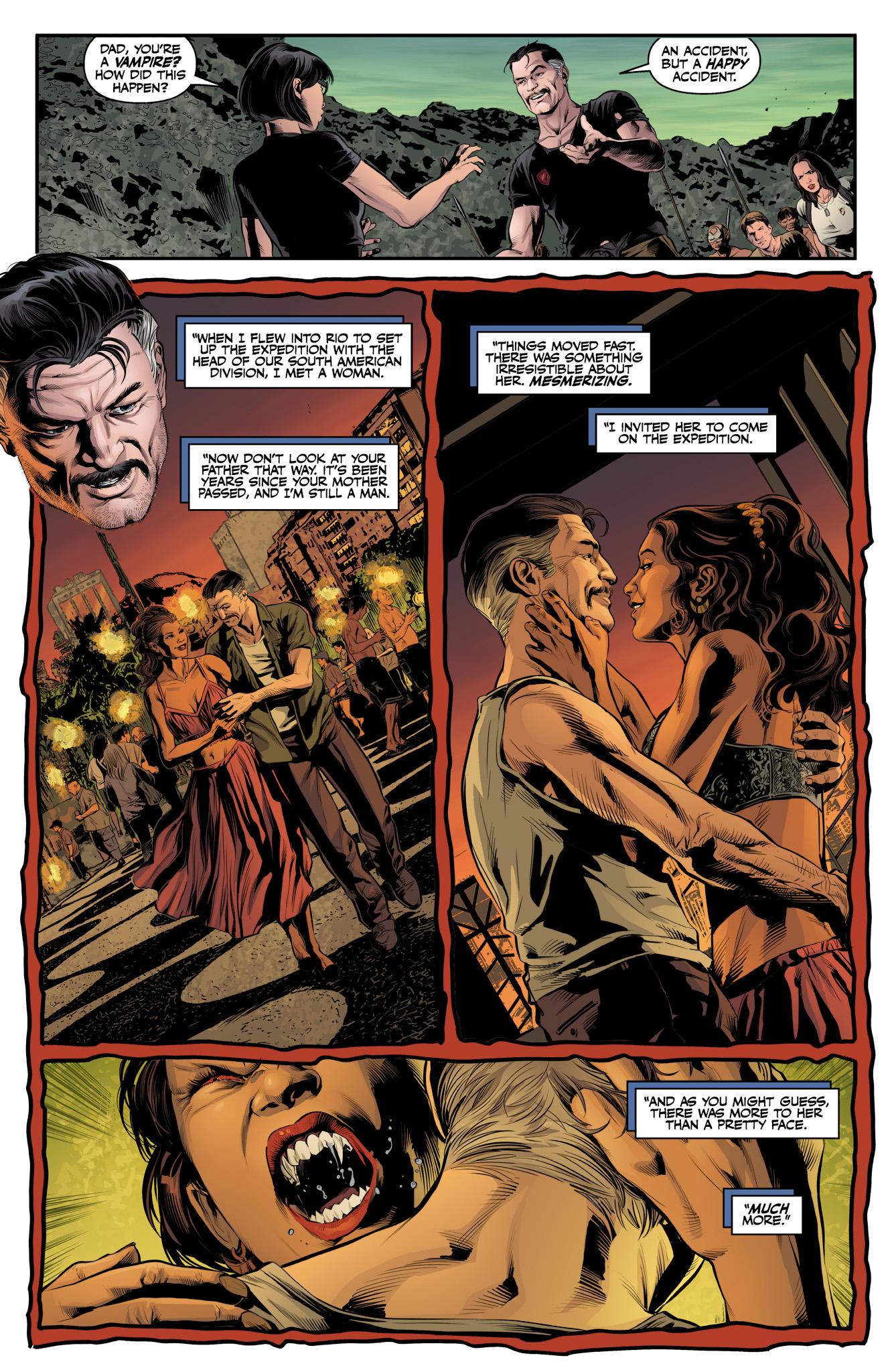 Read online Angel & Faith Season 10 comic -  Issue #10 - 4