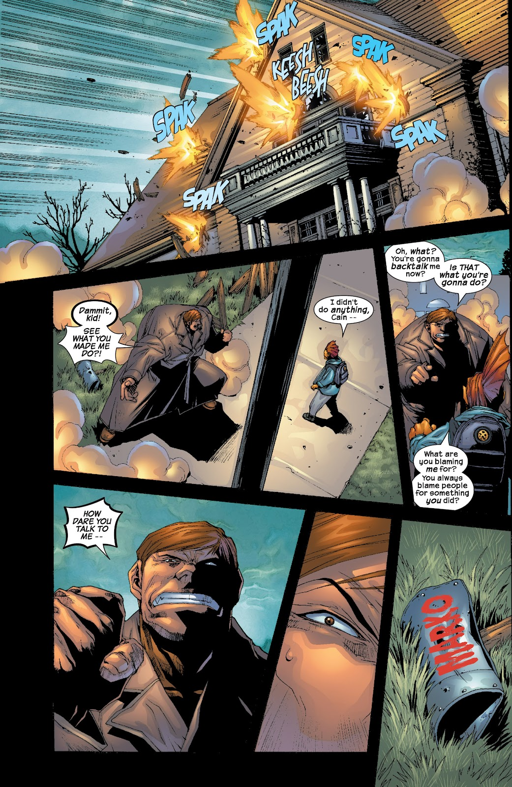 Uncanny X-Men (1963) issue 416 - Page 16