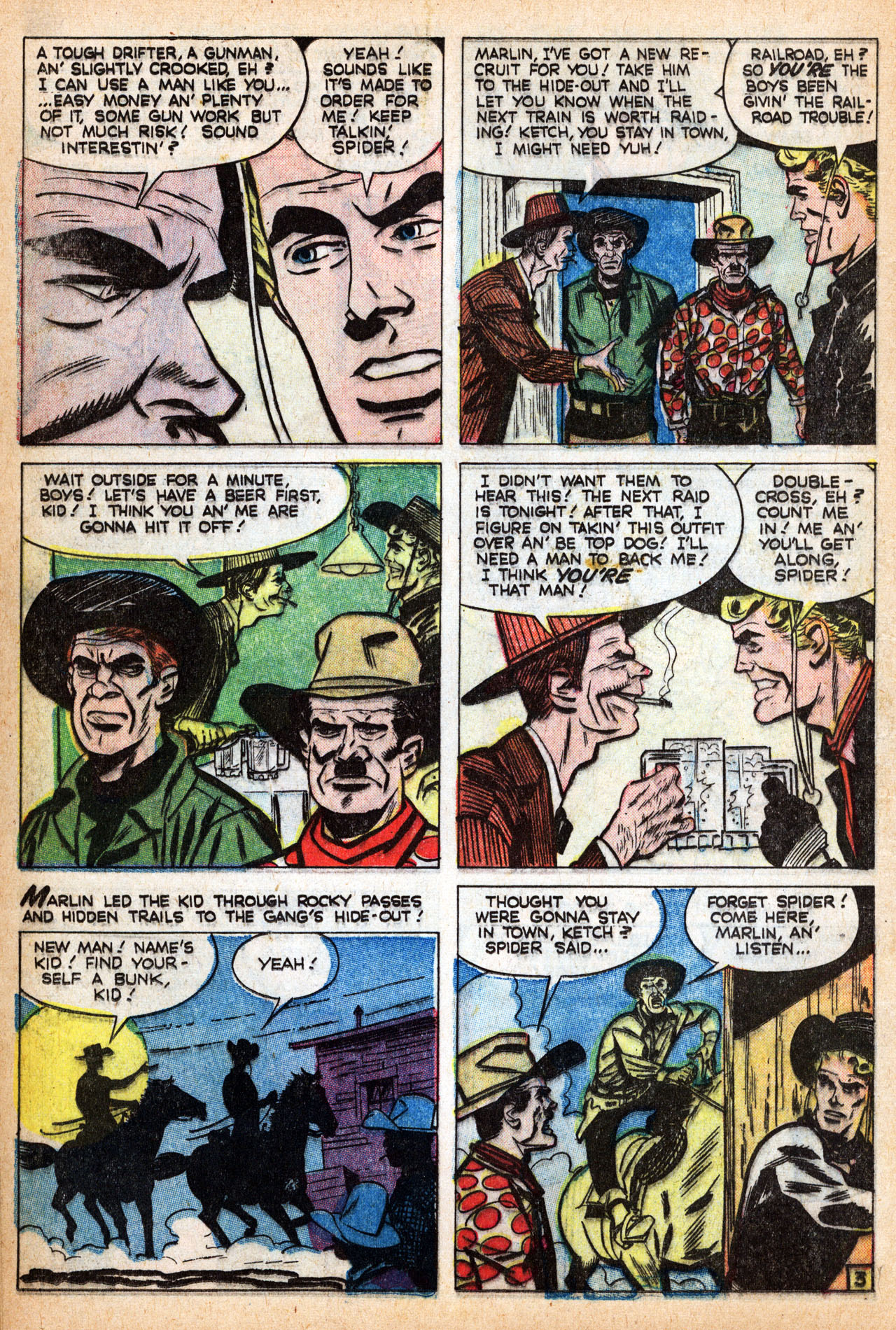 Read online Two-Gun Kid comic -  Issue #39 - 12