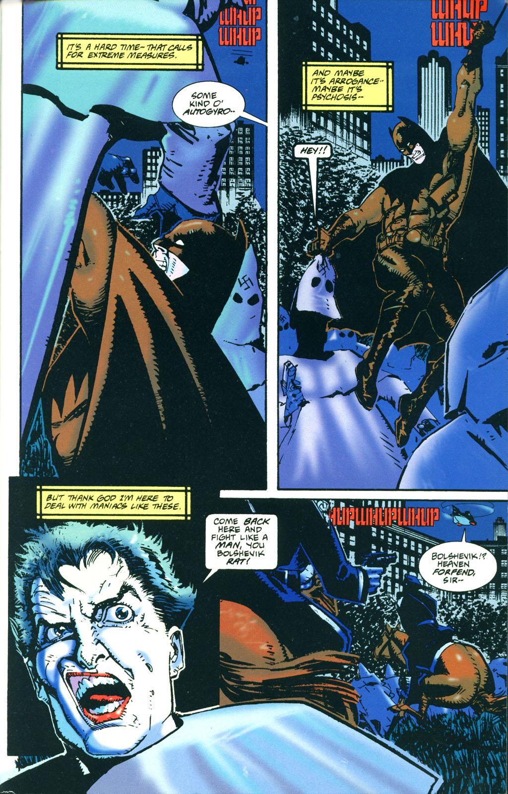 Read online Batman: Dark Allegiances comic -  Issue # Full - 11