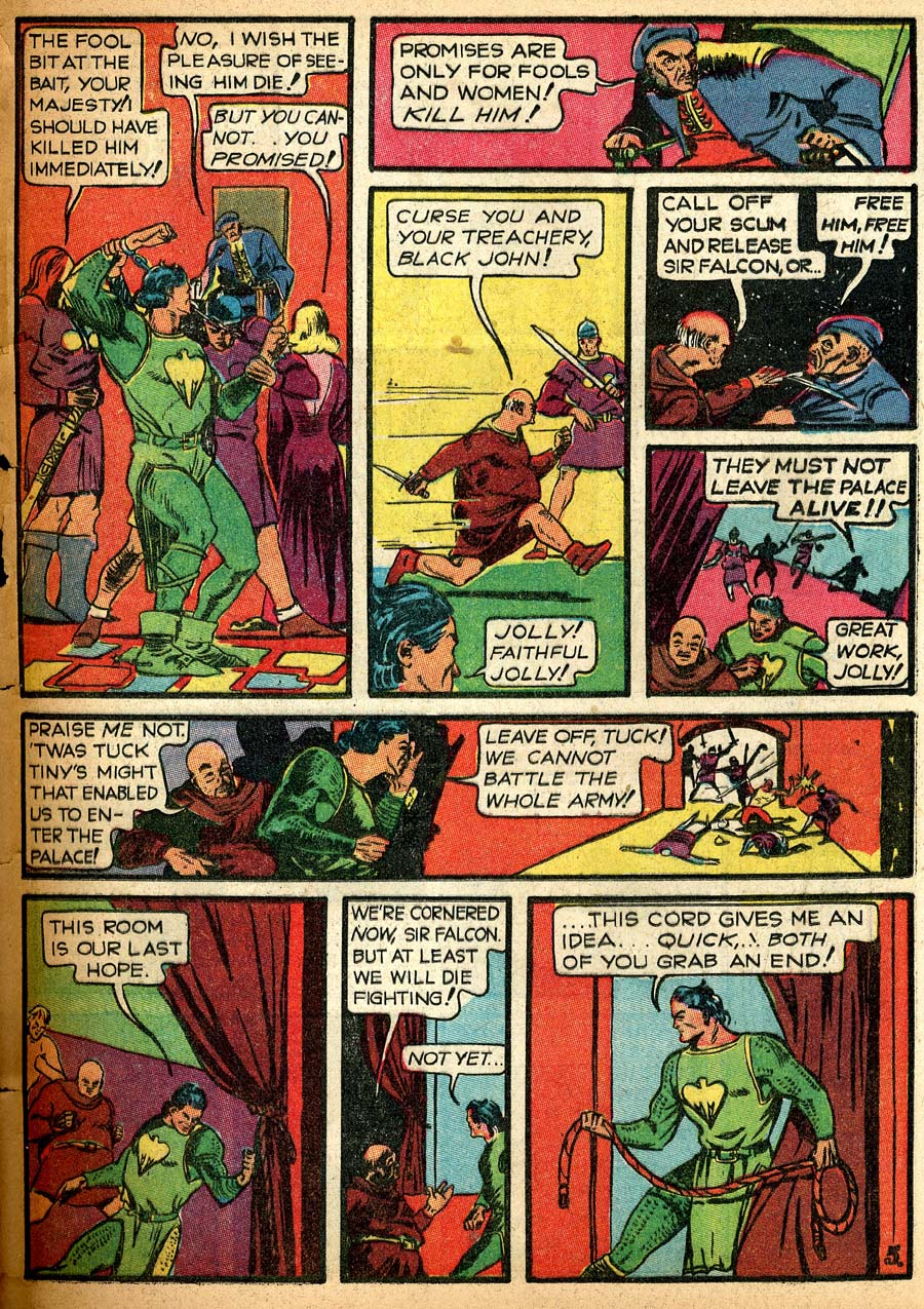 Blue Ribbon Comics (1939) issue 8 - Page 65