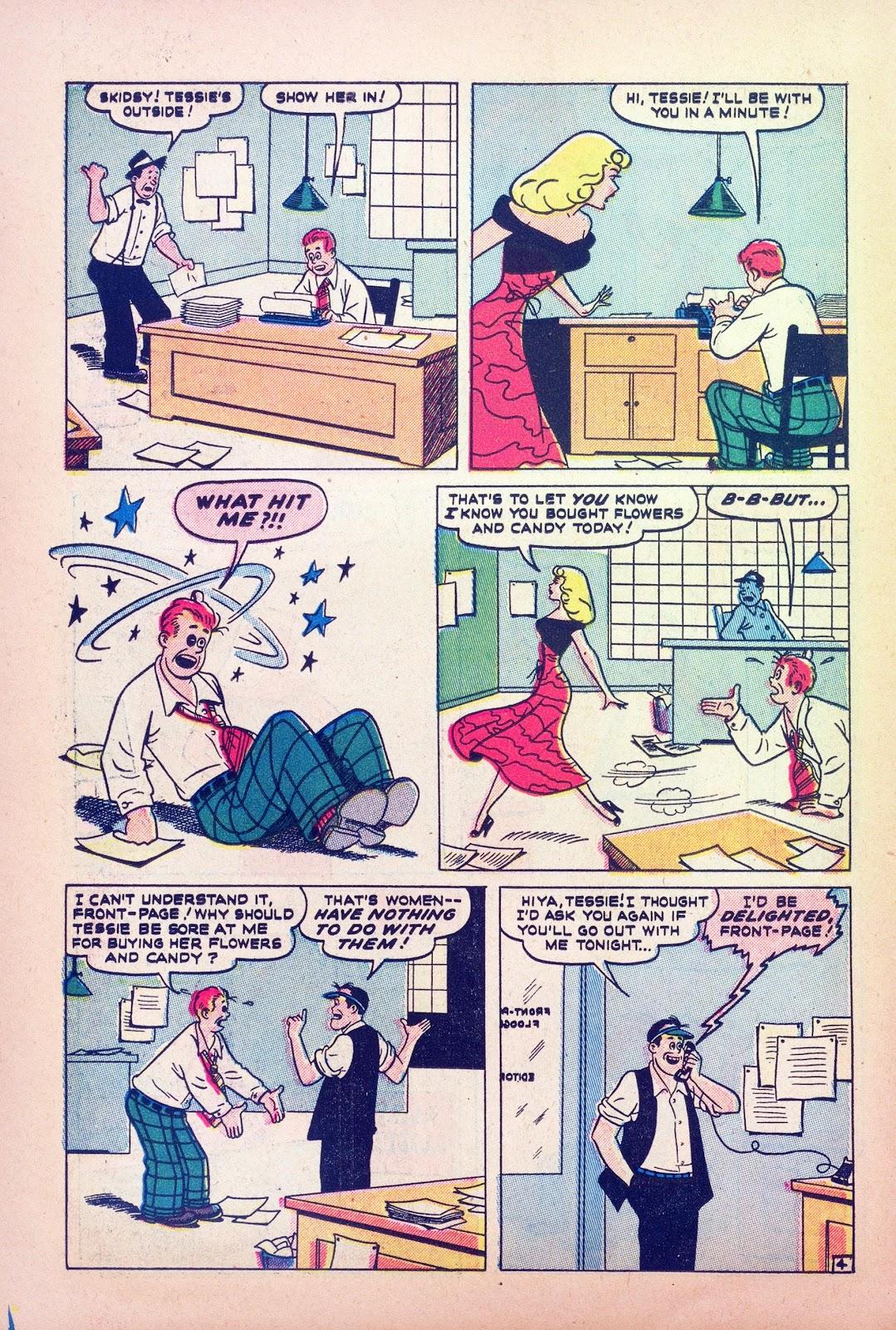 Read online Joker Comics comic -  Issue #39 - 26