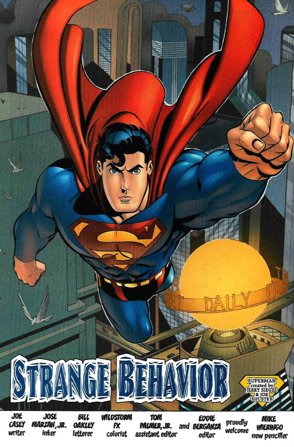 Read online Adventures of Superman (1987) comic -  Issue #592 - 5