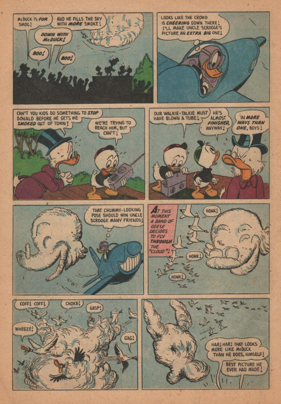 Walt Disney's Comics and Stories issue 194 - Page 8