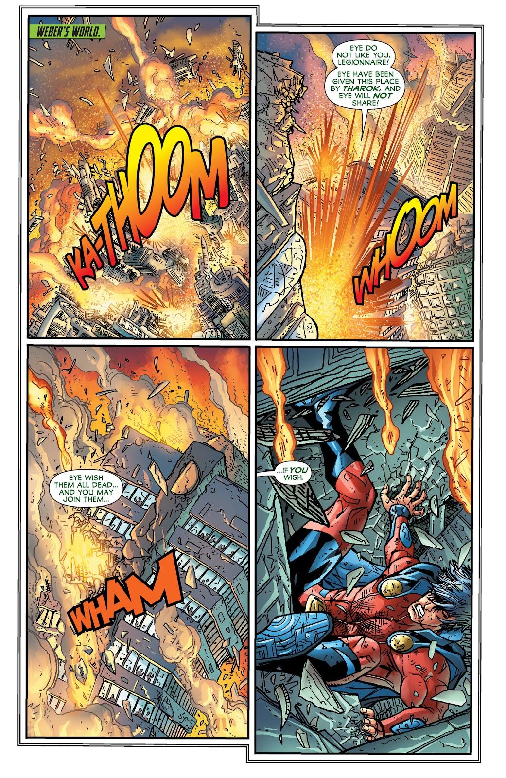 Legion of Super-Heroes (2011) Issue #19 #20 - English 10