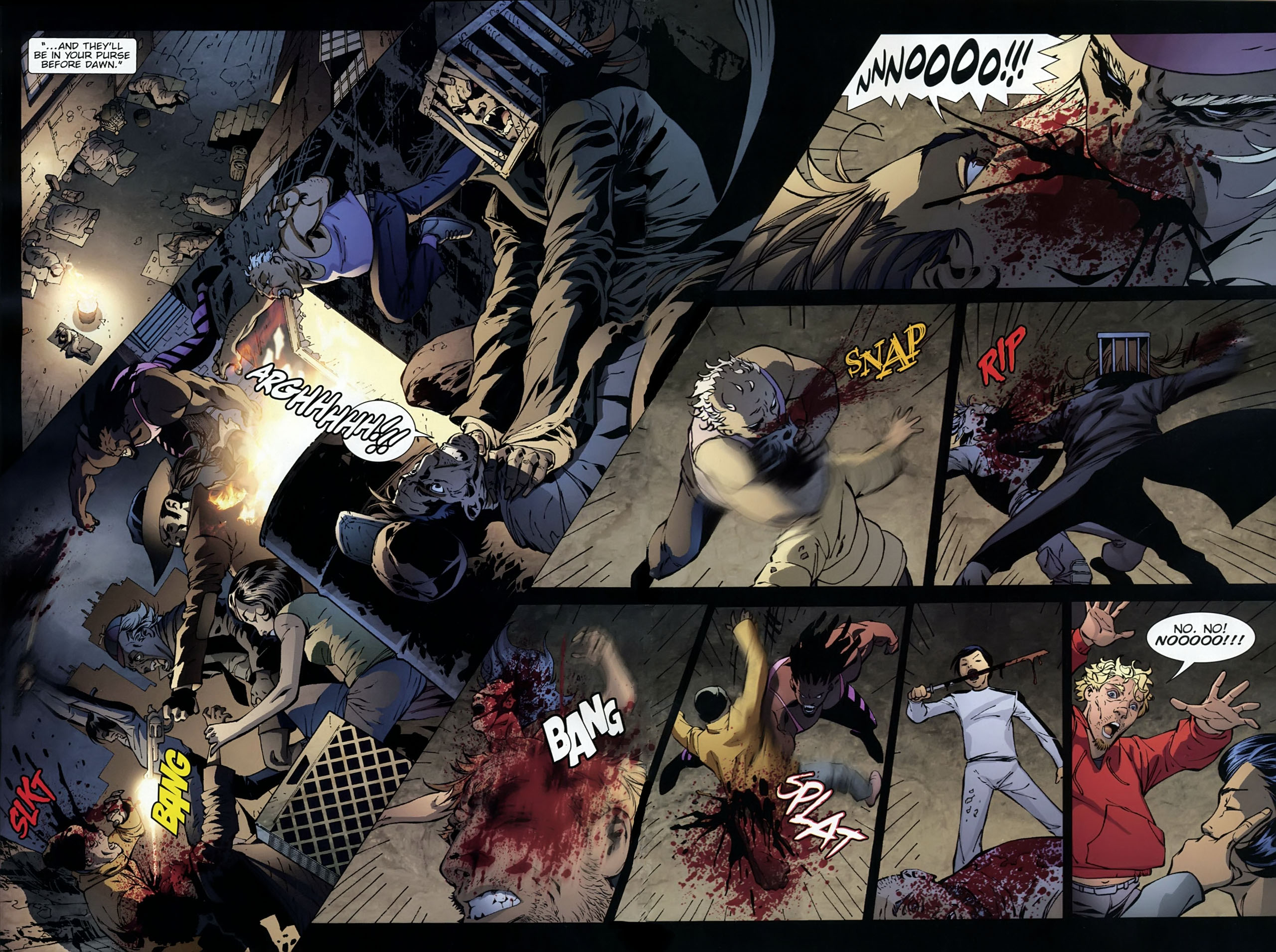 Read online Dead Romeo comic -  Issue #1 - 15