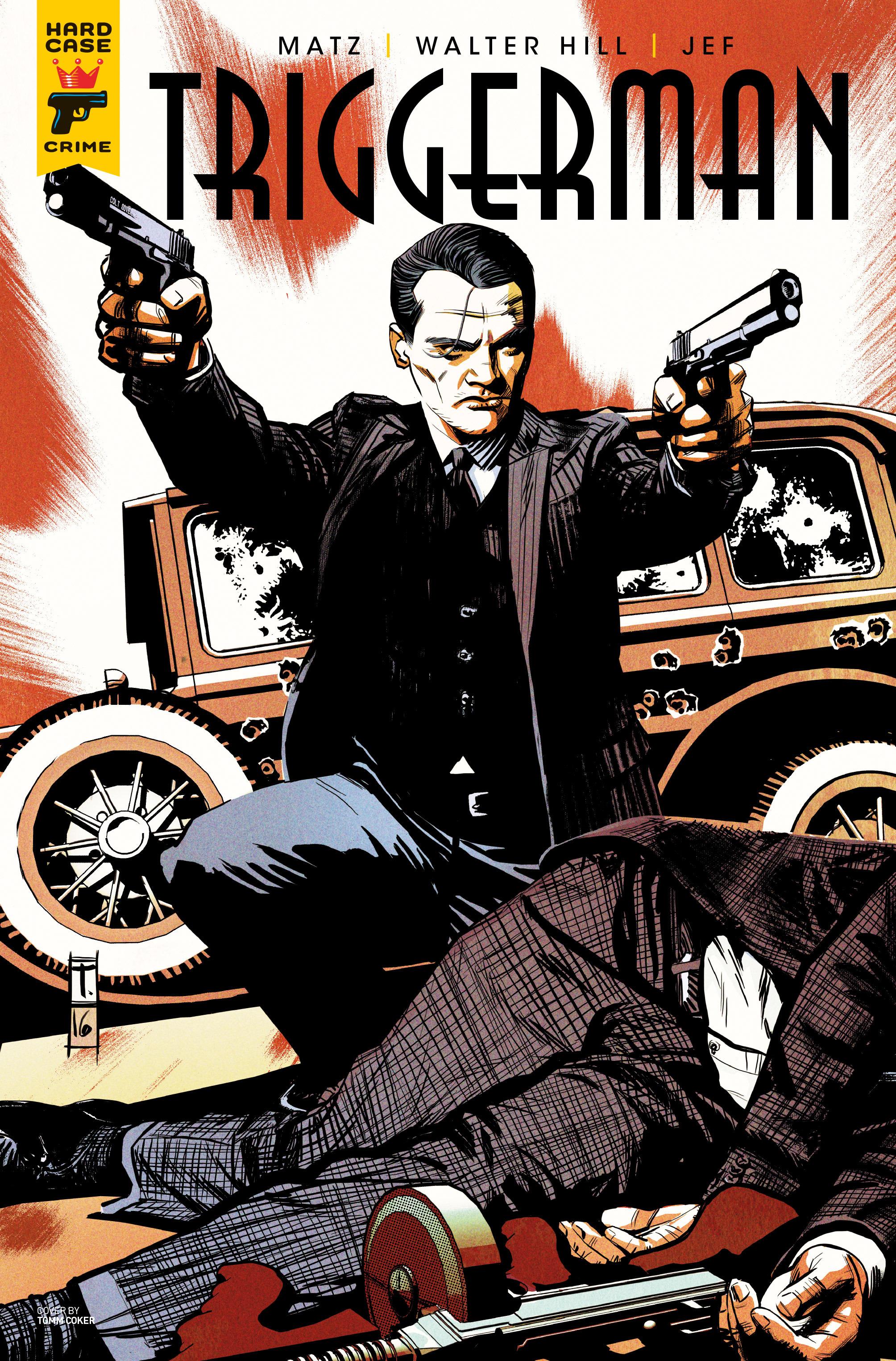 Read online Triggerman comic -  Issue #5 - 1