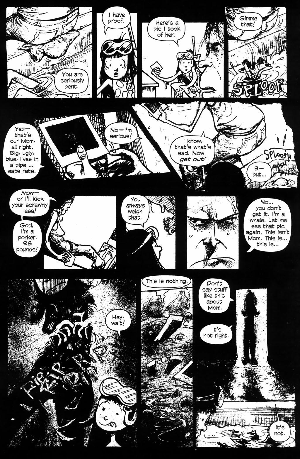 Read online Ojo comic -  Issue #2 - 19