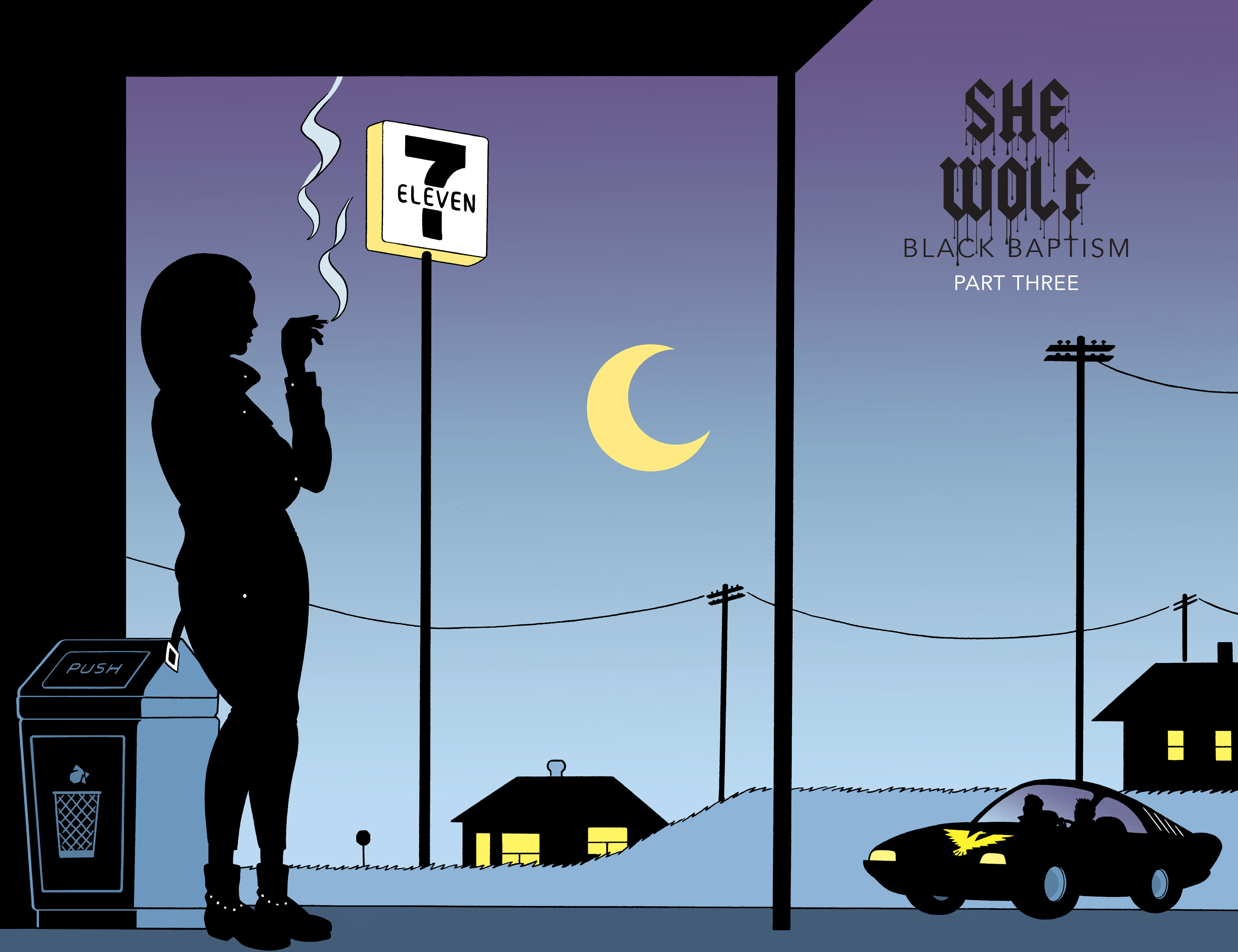 Read online She Wolf comic -  Issue #6 - 2