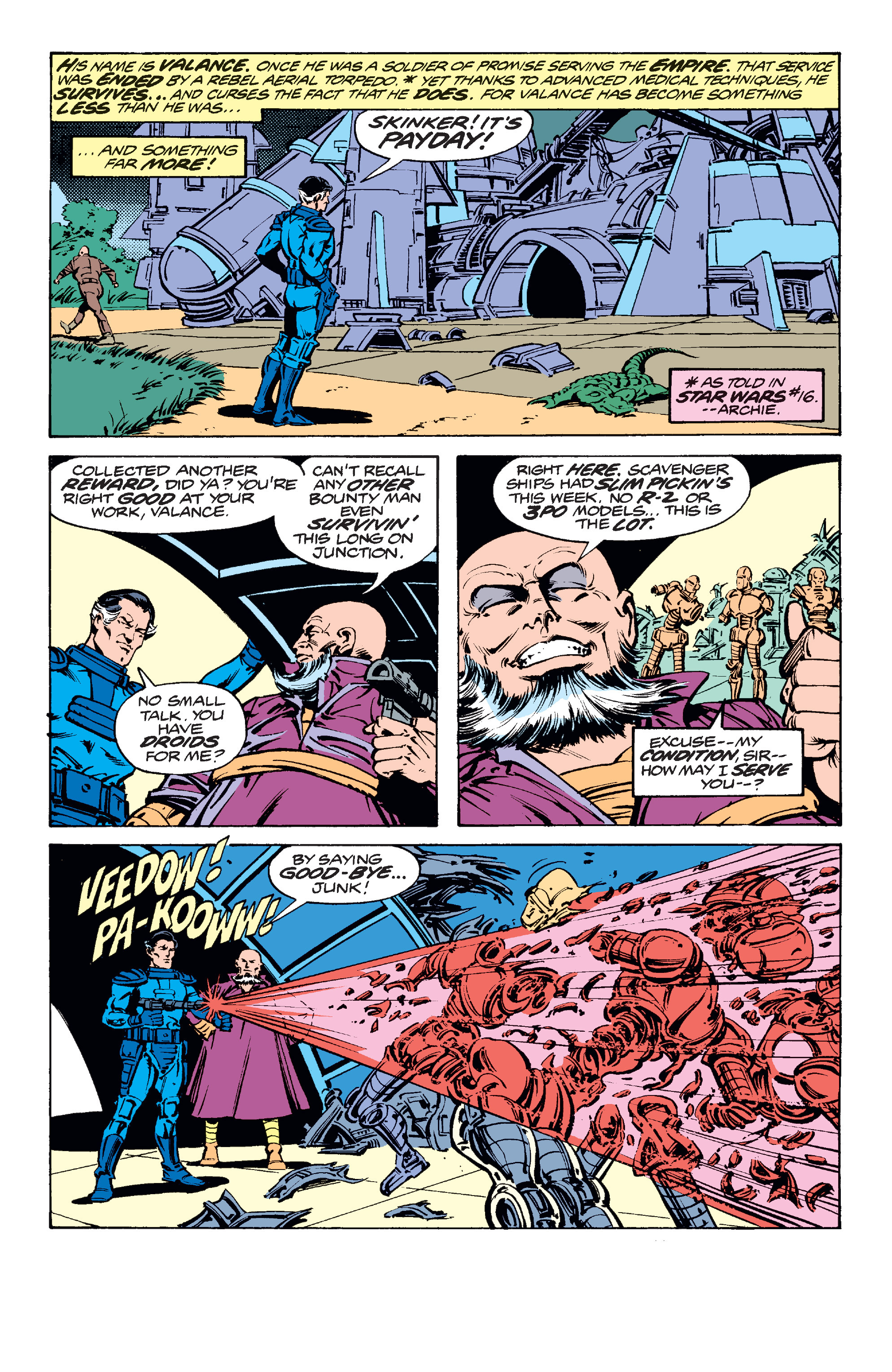 Read online Star Wars Omnibus comic -  Issue # Vol. 13 - 476