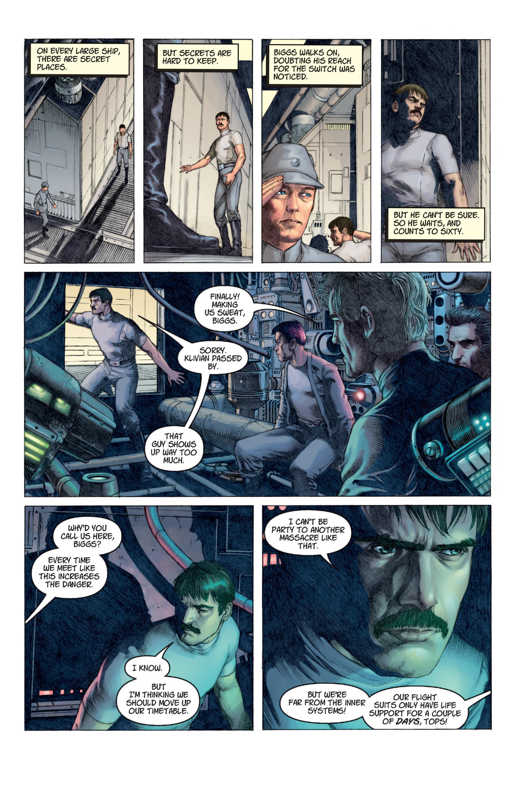 Read online Star Wars Omnibus comic -  Issue # Vol. 22 - 57