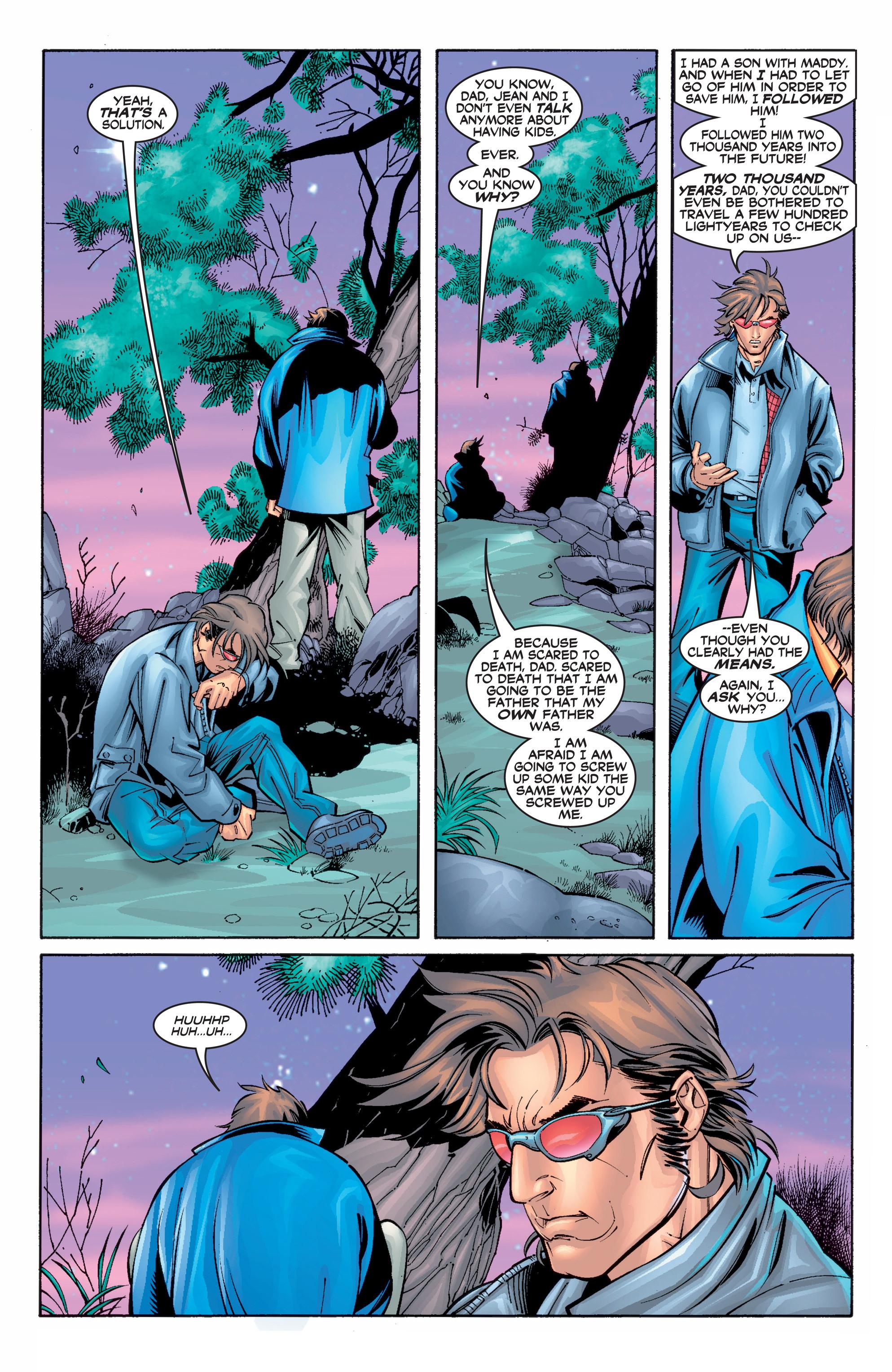 Read online Uncanny X-Men (1963) comic -  Issue #391 - 17