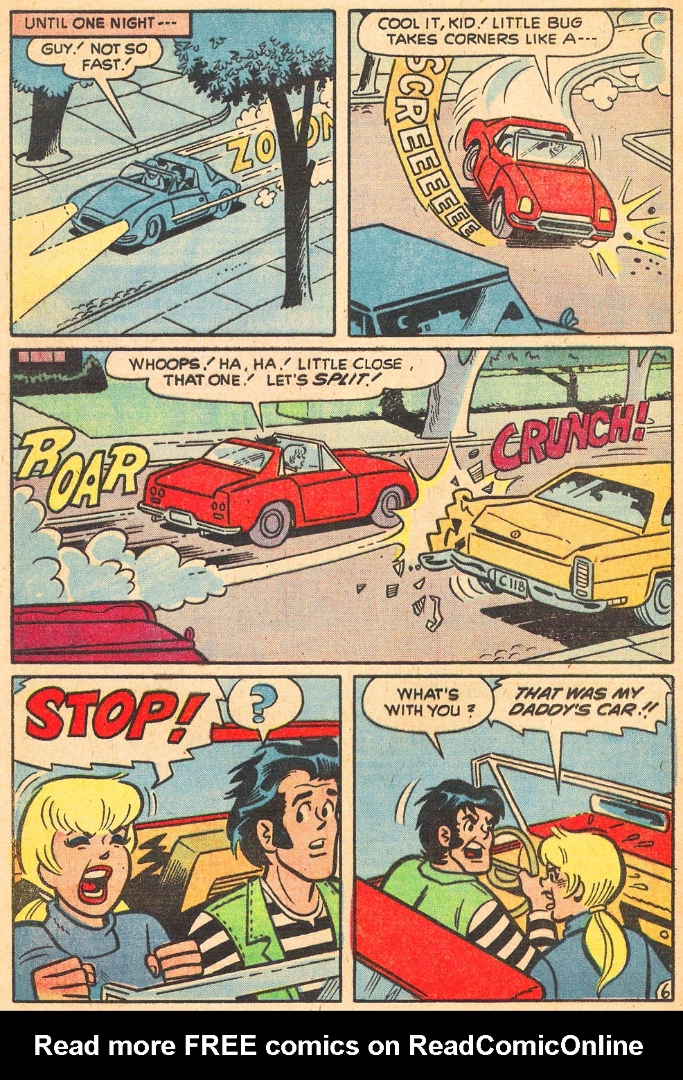 Read online Archie's Girls Betty and Veronica comic -  Issue #220 - 20