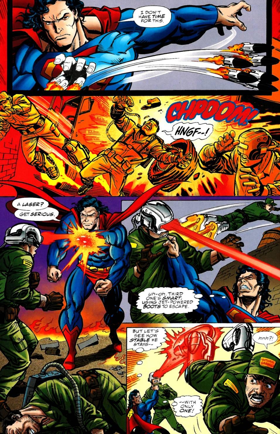 Action Comics (1938) 719 Page 9
