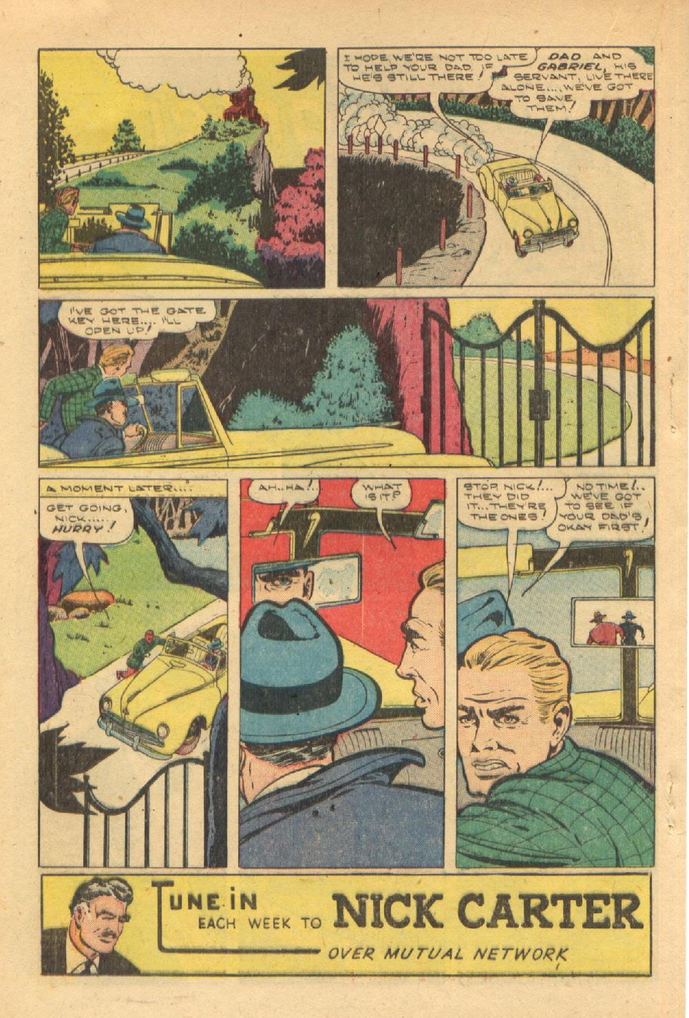 Shadow Comics #101 #94 - English 29