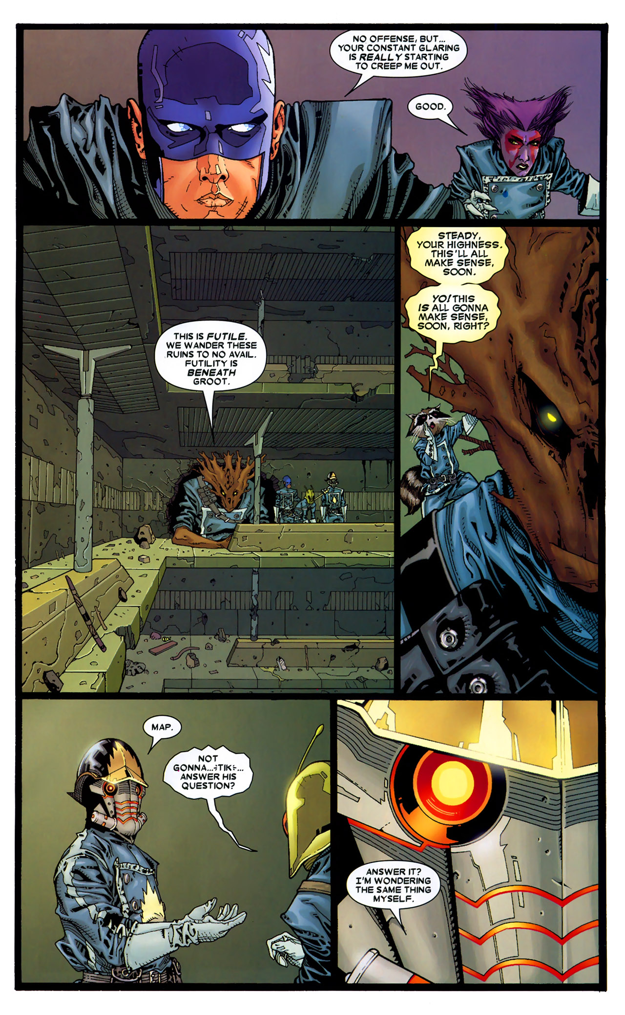 Read online Annihilation: Conquest - Starlord comic -  Issue #2 - 12