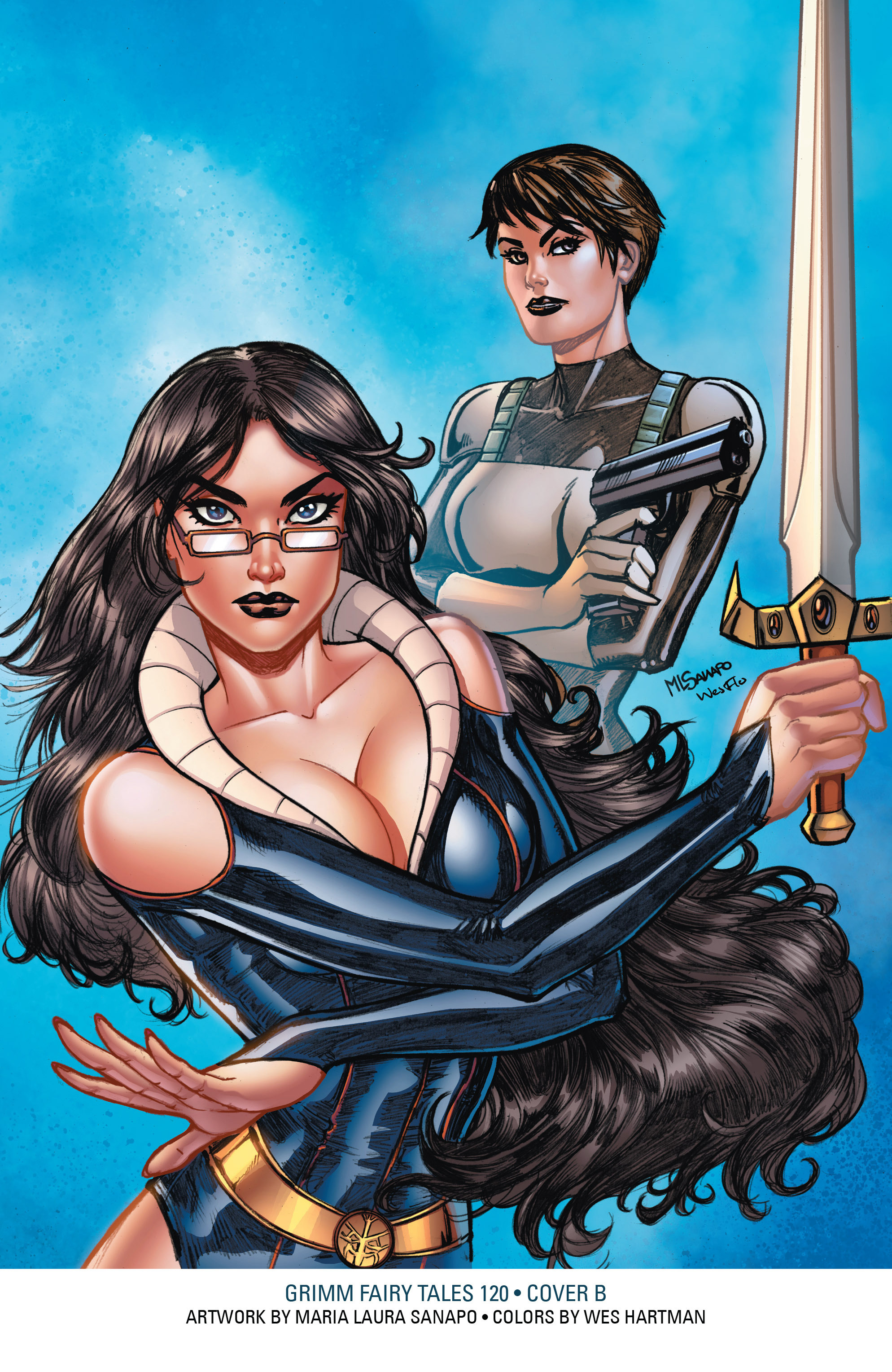 Read online Grimm Fairy Tales: Arcane Acre comic -  Issue # TPB 4 - 204