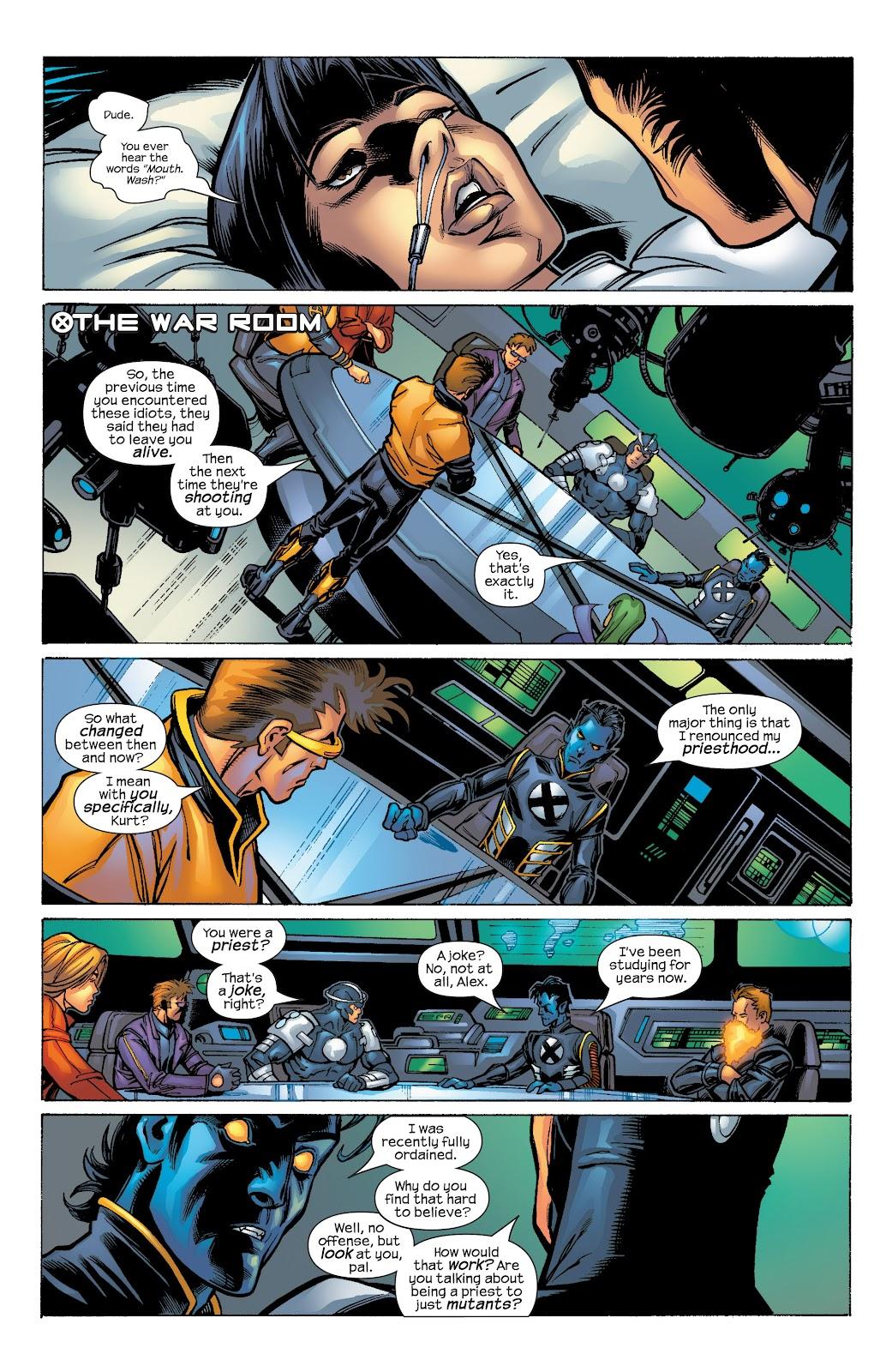 Uncanny X-Men (1963) issue 423 - Page 17