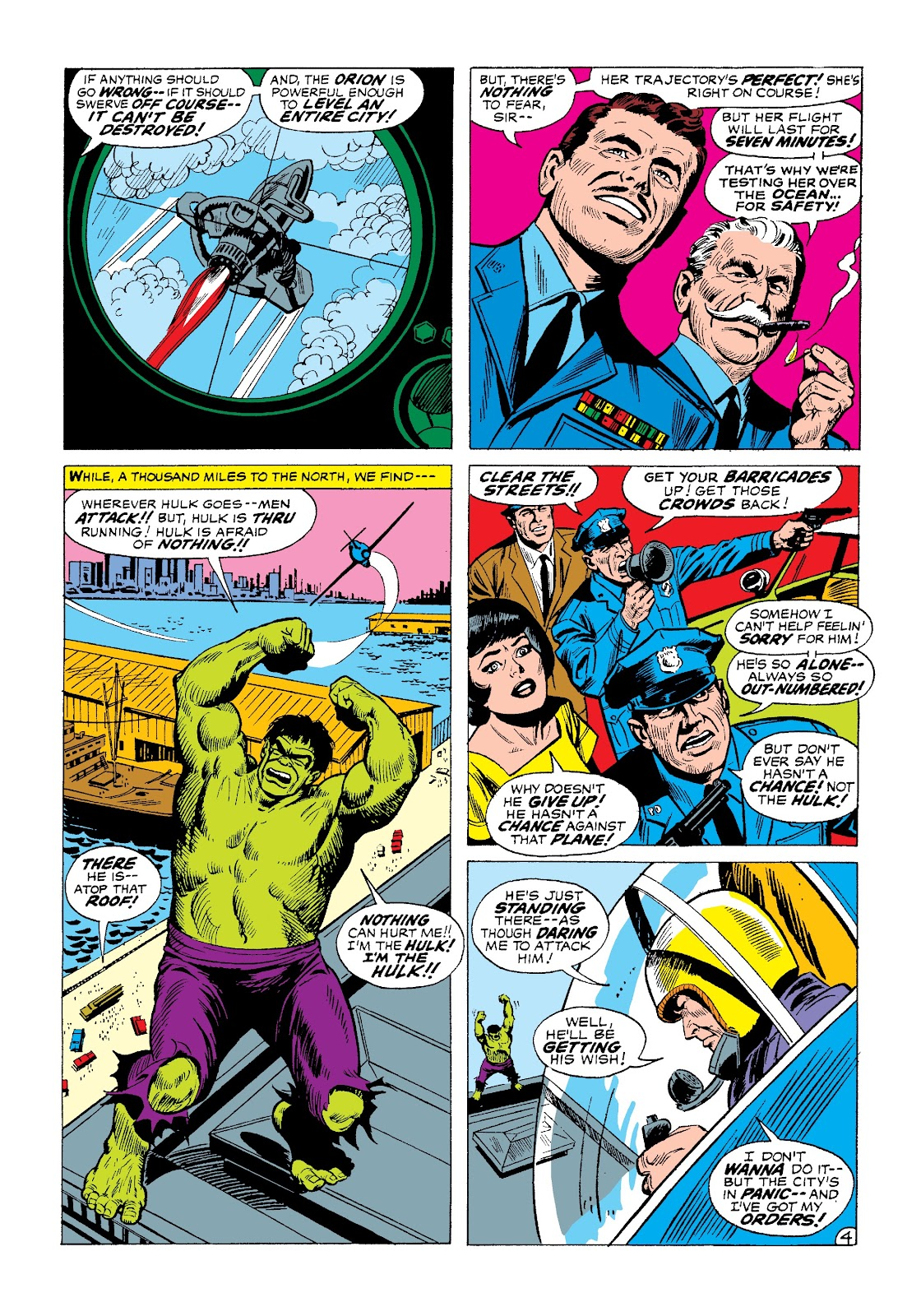Read online Marvel Masterworks: The Incredible Hulk comic -  Issue # TPB 3 (Part 1) - 66