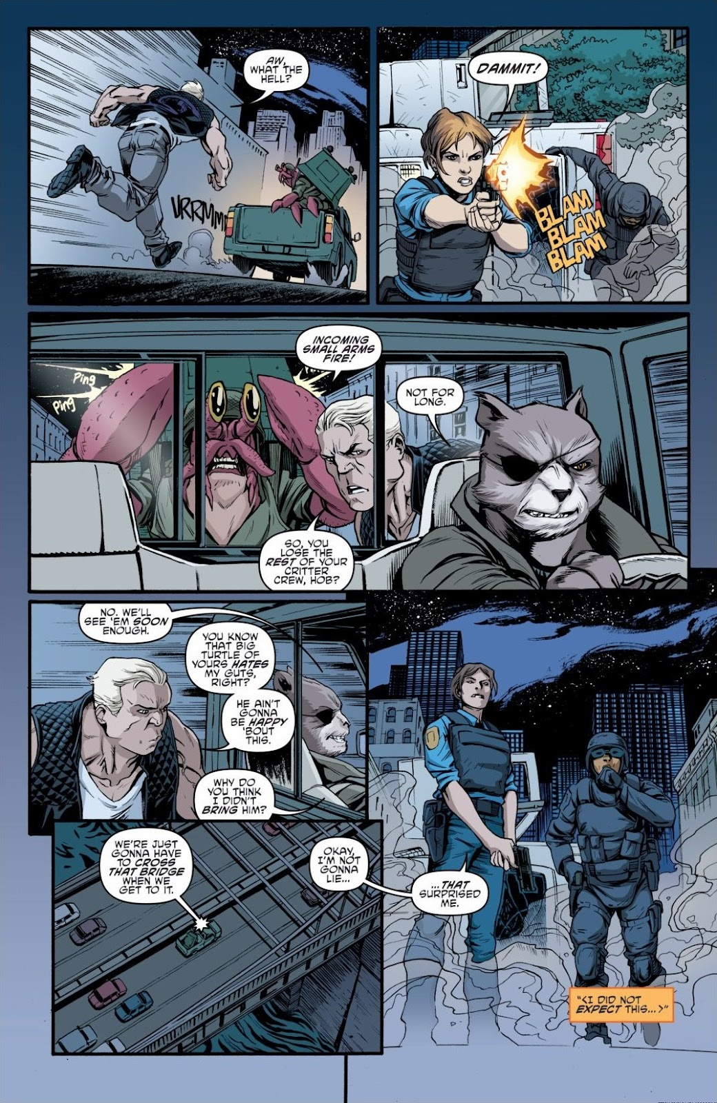 Read online Teenage Mutant Ninja Turtles: The IDW Collection comic -  Issue # TPB 6 (Part 3) - 3
