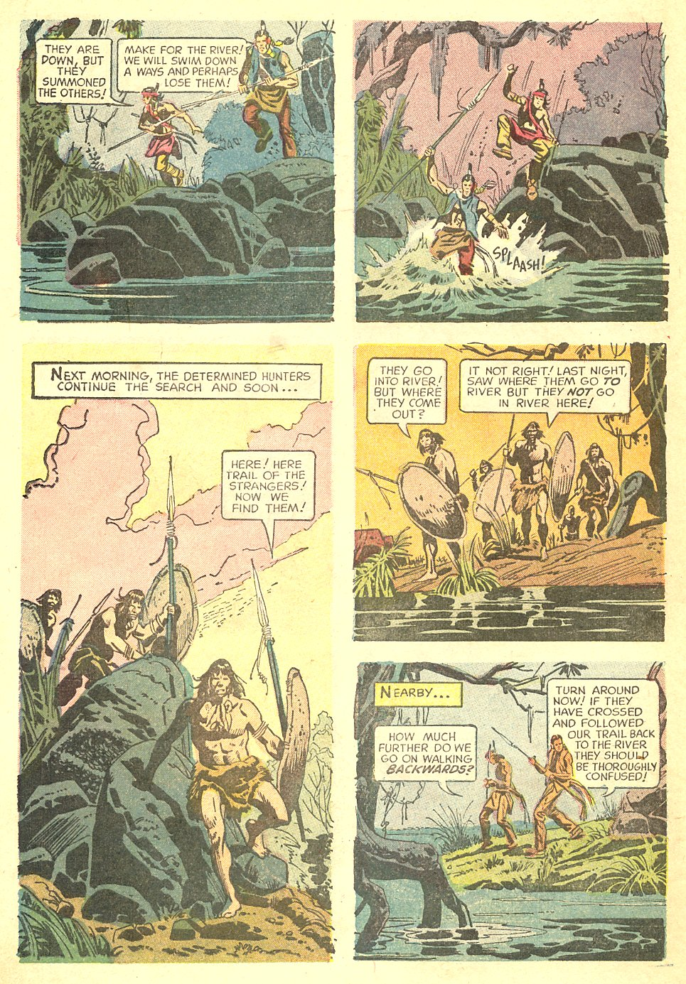 Read online Turok, Son of Stone comic -  Issue #68 - 30