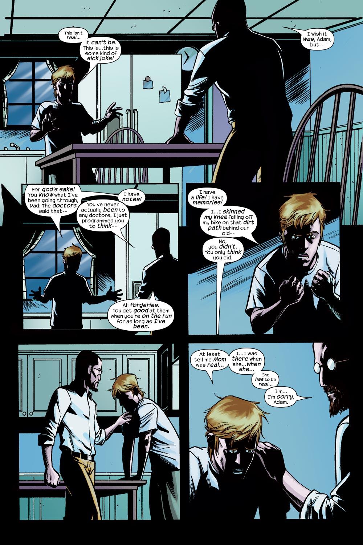 Read online Machine Teen comic -  Issue #3 - 9