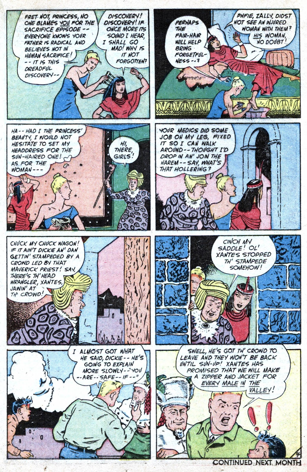 Read online Famous Funnies comic -  Issue #184 - 23