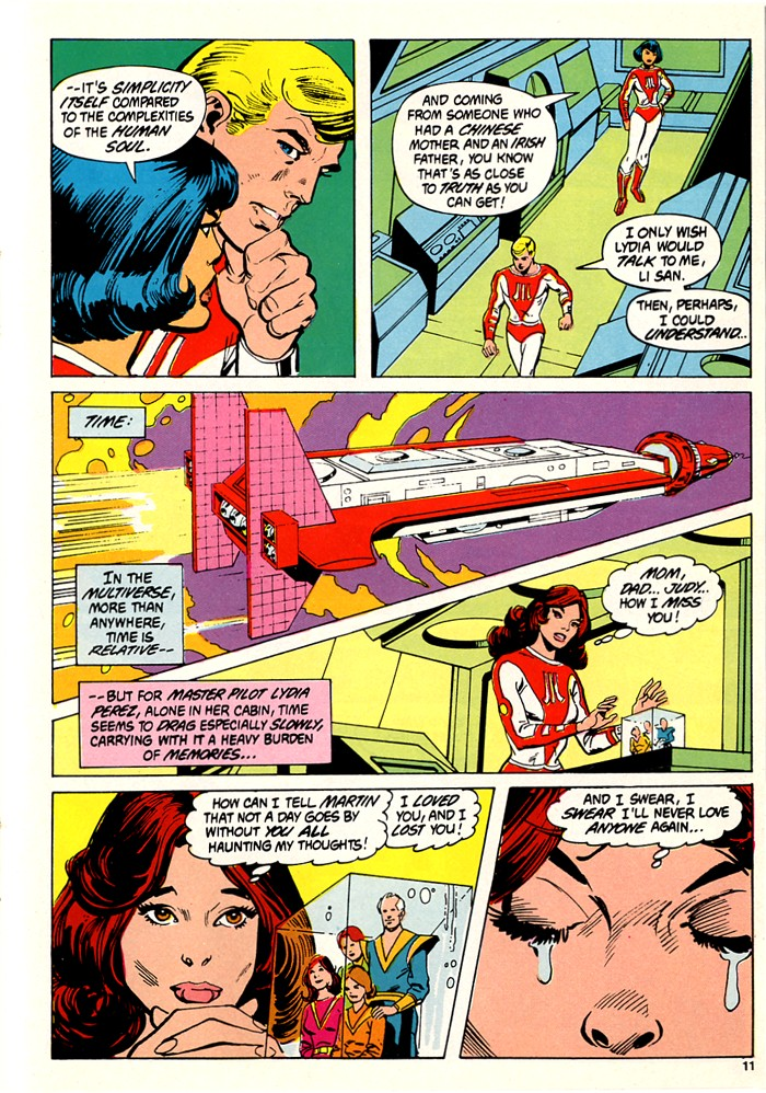 Read online Atari Force (1982) comic -  Issue #5 - 13