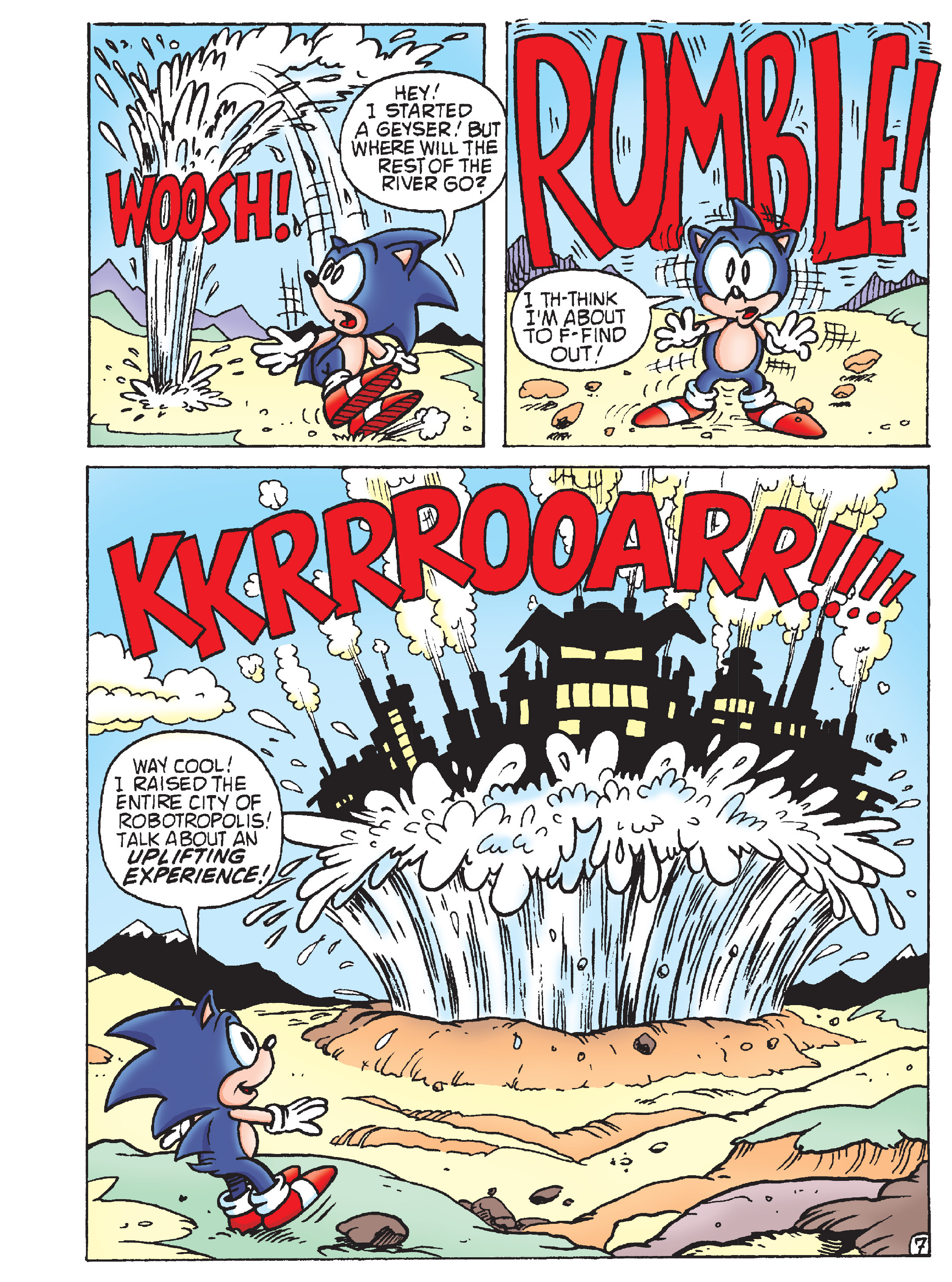 Read online Sonic Super Digest comic -  Issue #7 - 80