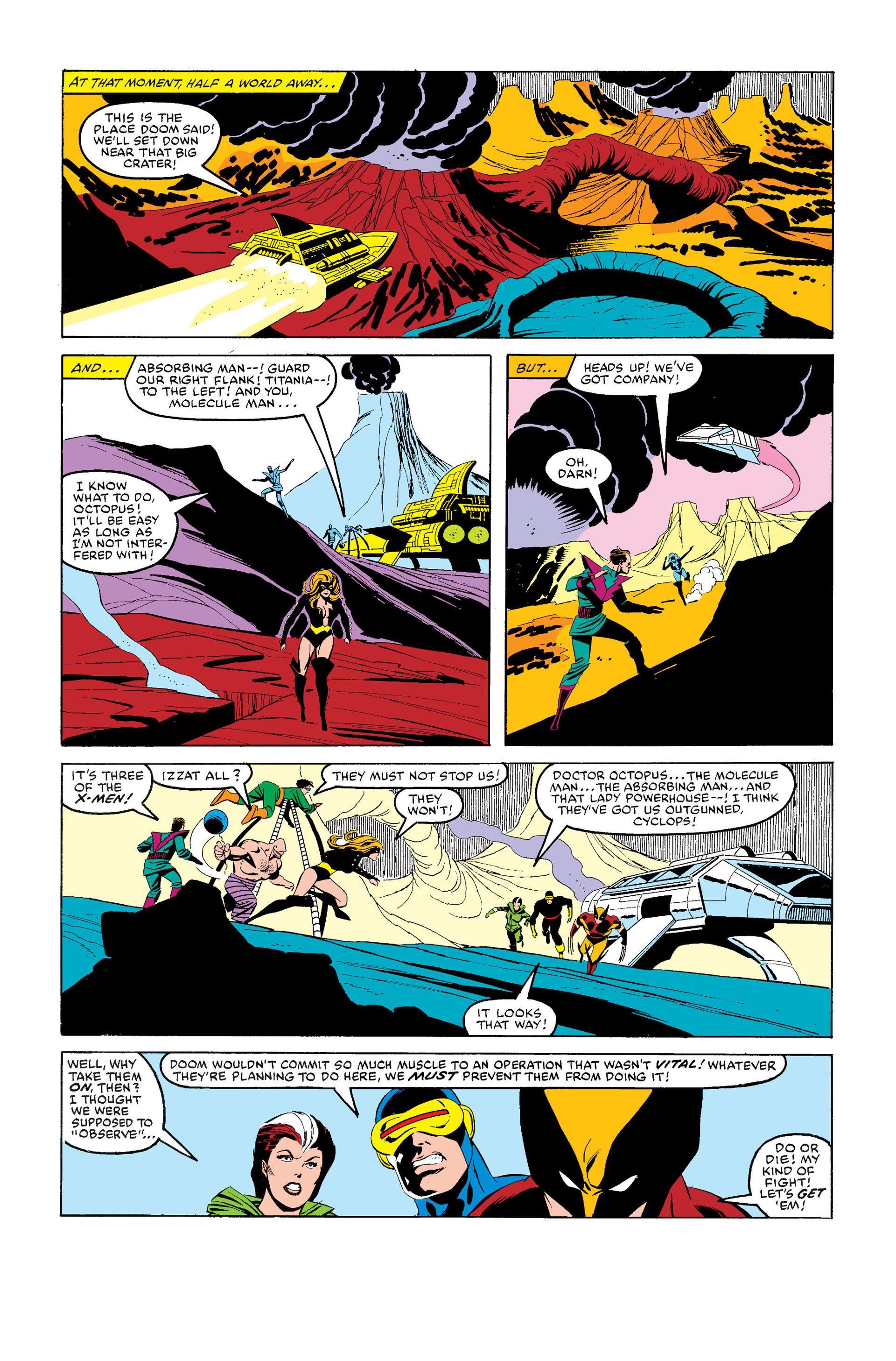 Read online Secret Wars (1985) comic -  Issue #6 - 18