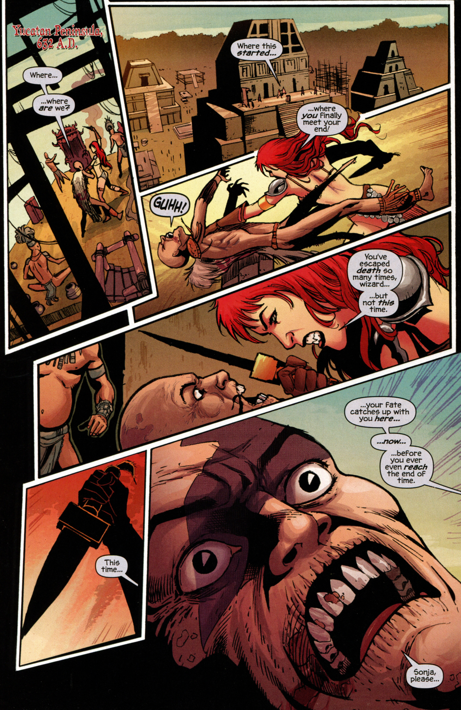 Read online Prophecy comic -  Issue #7 - 12