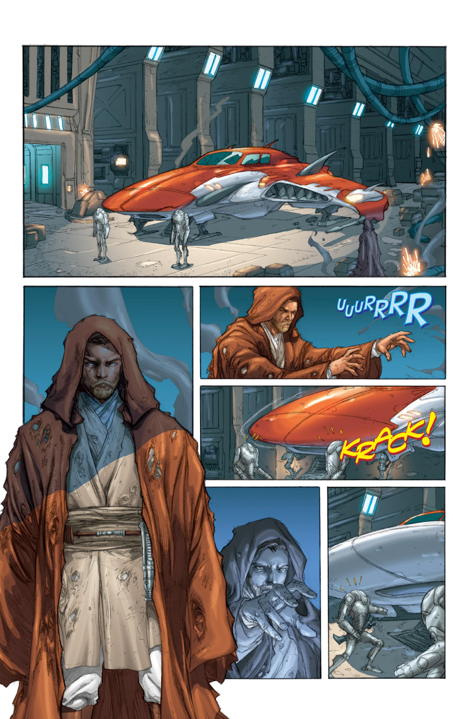 Read online Star Wars Omnibus comic -  Issue # Vol. 26 - 129