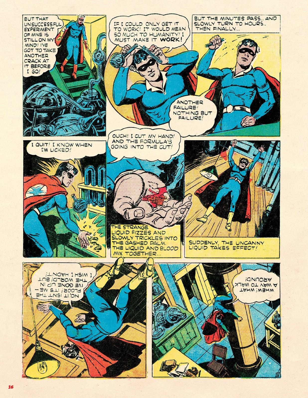 Read online Super Weird Heroes comic -  Issue # TPB 2 (Part 1) - 16