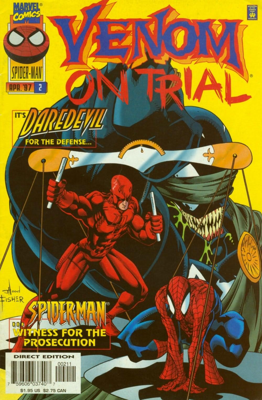 Venom: On Trial issue 2 - Page 1