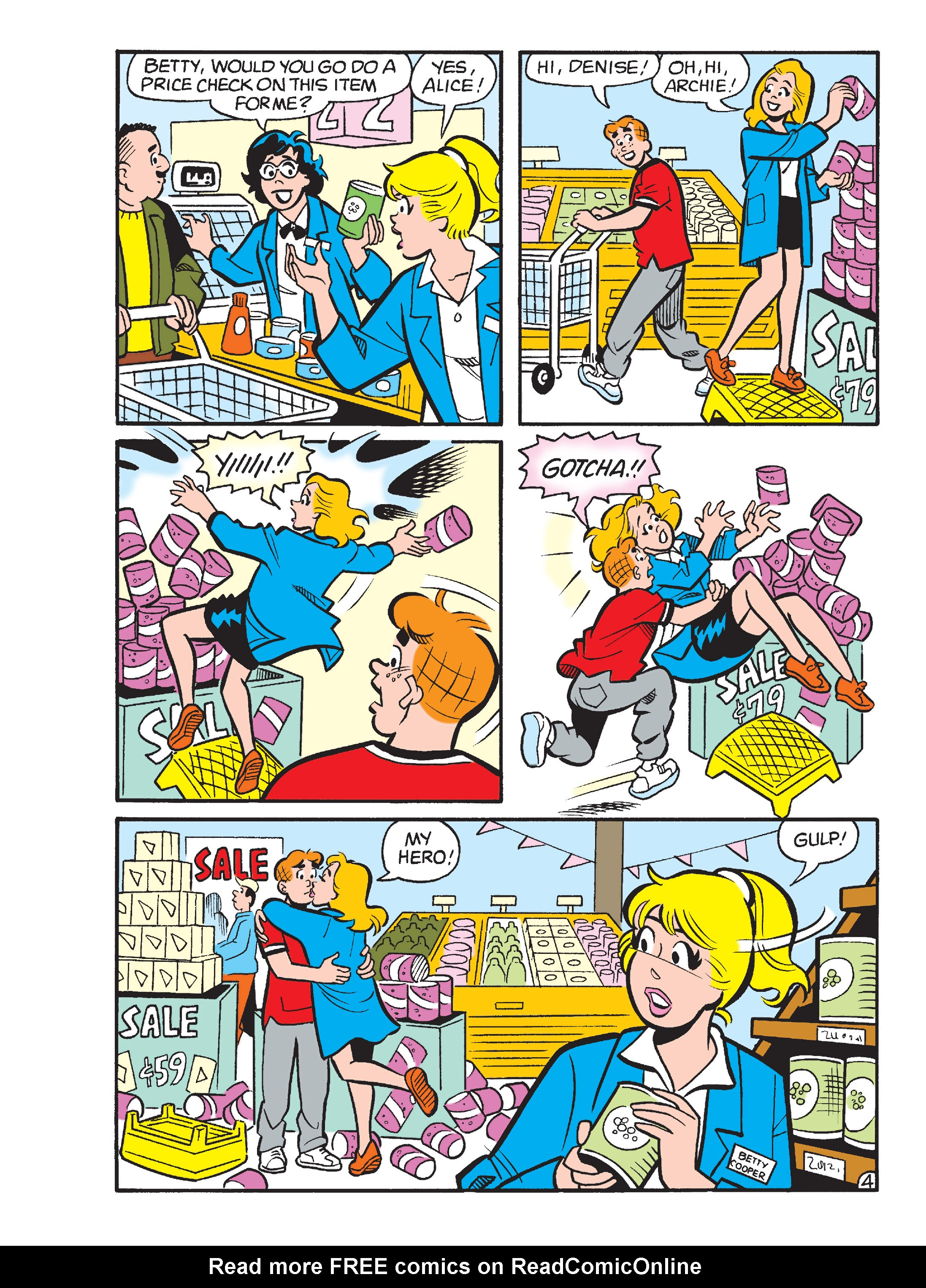 Read online Archie 1000 Page Comics Blowout! comic -  Issue # TPB (Part 3) - 224