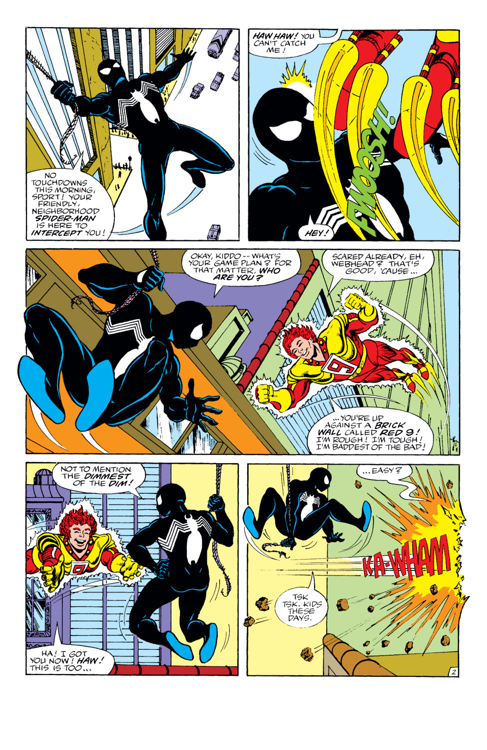 The Amazing Spider-Man (1963) 264 Page 2