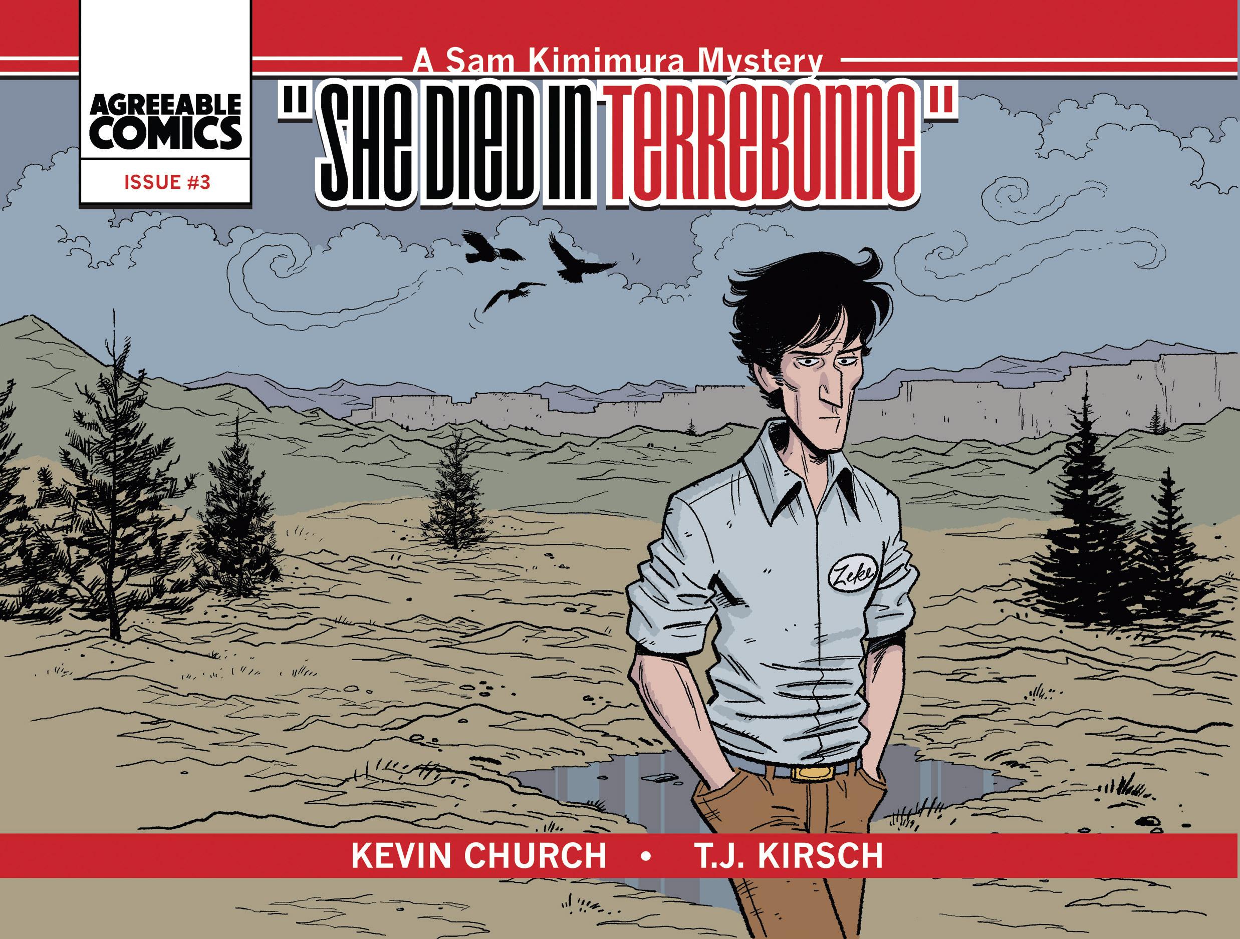 Read online She Died In Terrebonne comic -  Issue #3 - 1