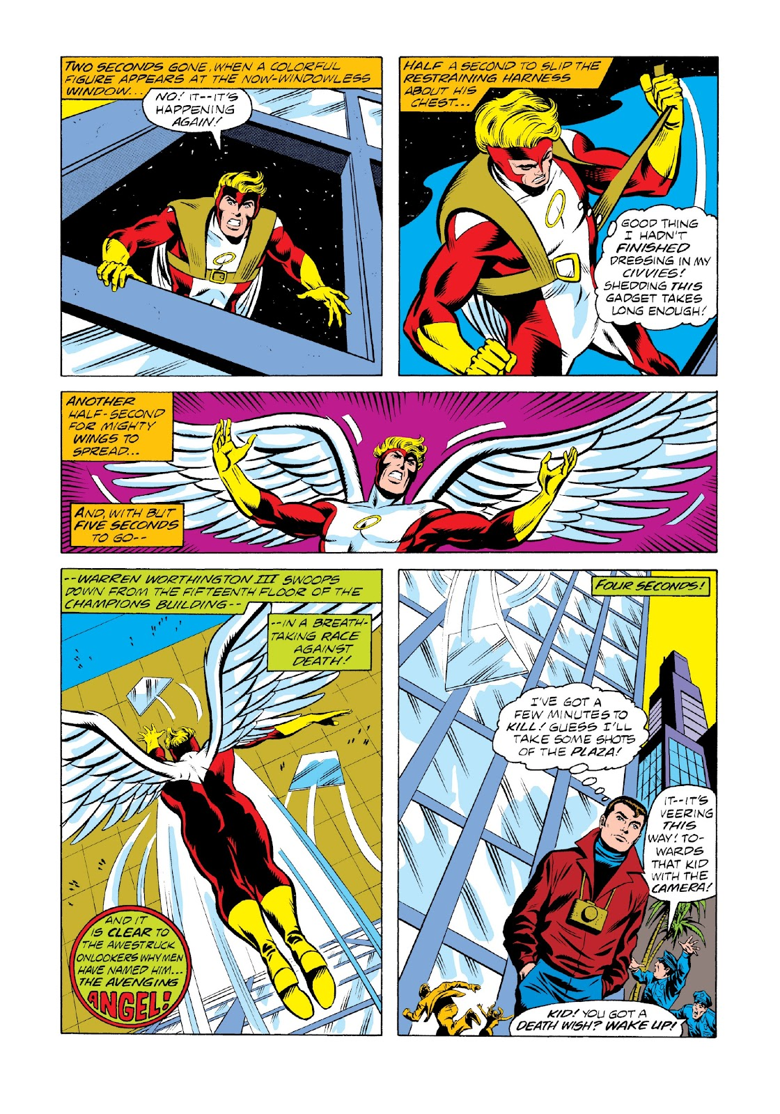 Read online Marvel Masterworks: The Spectacular Spider-Man comic -  Issue # TPB 2 (Part 1) - 30