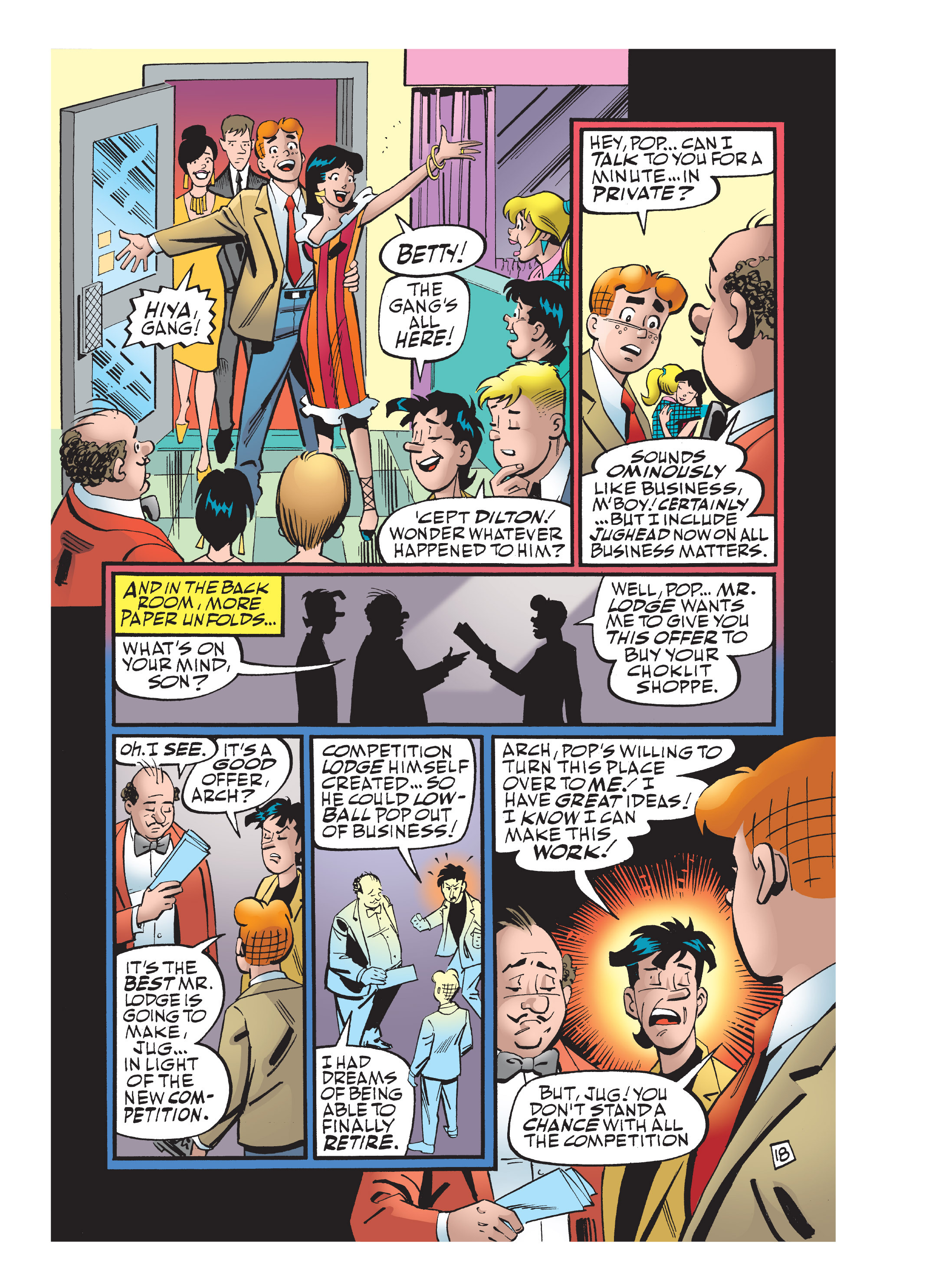 Read online Archie 1000 Page Comics Blowout! comic -  Issue # TPB (Part 4) - 49