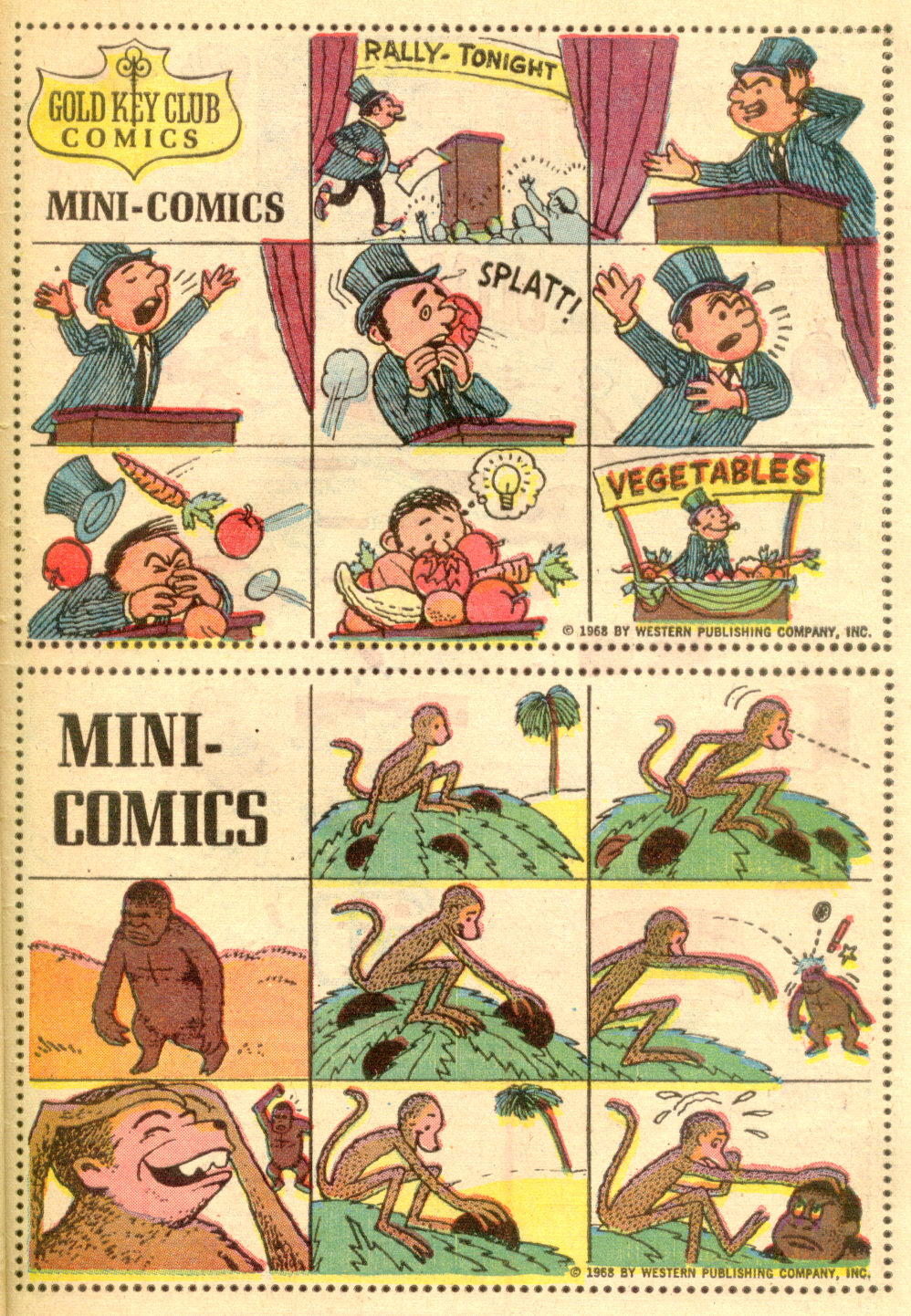 Walt Disney's Comics and Stories issue 330 - Page 33